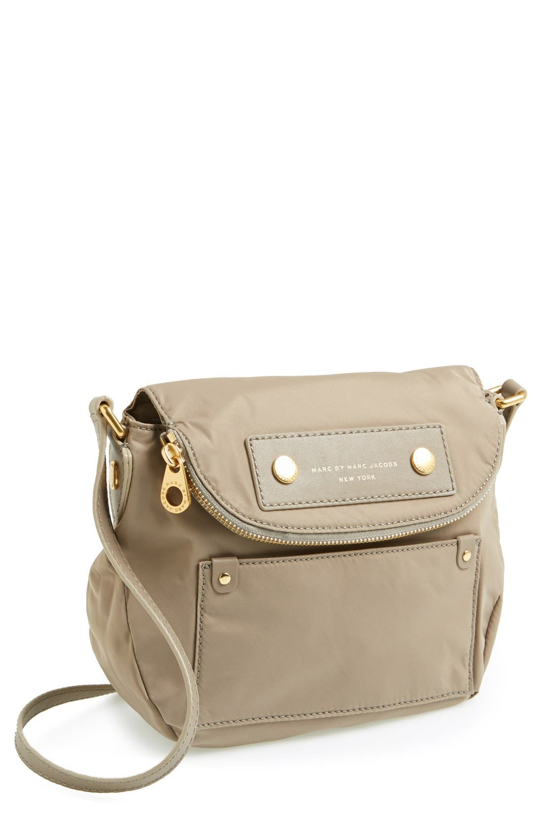 Main Image - MARC BY MARC JACOBS 'Preppy Nylon Natasha - Mini' Crossbody Bag