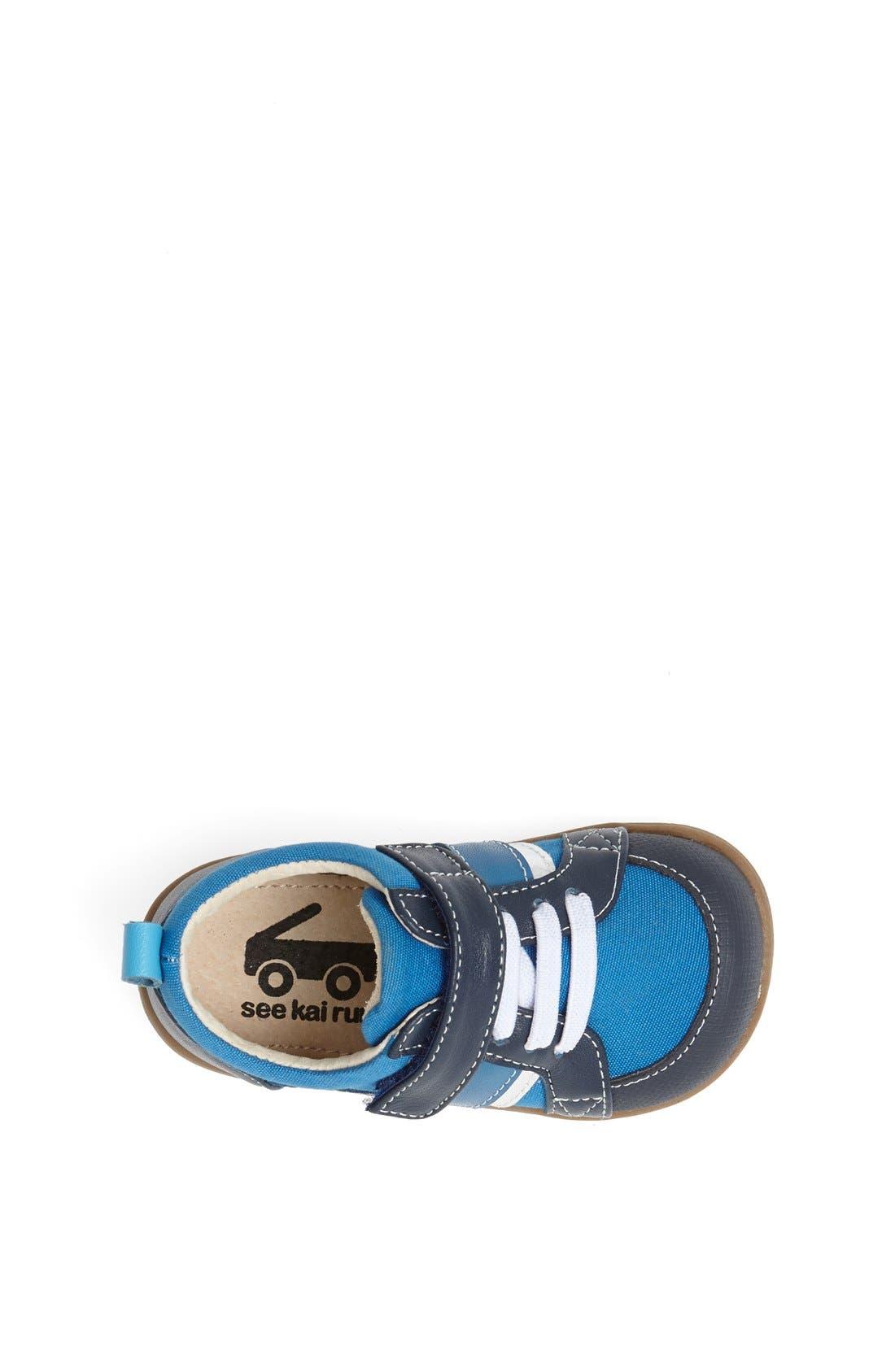 Alternate Image 3  - See Kai Run 'Cash' Sneaker (Baby & Walker)