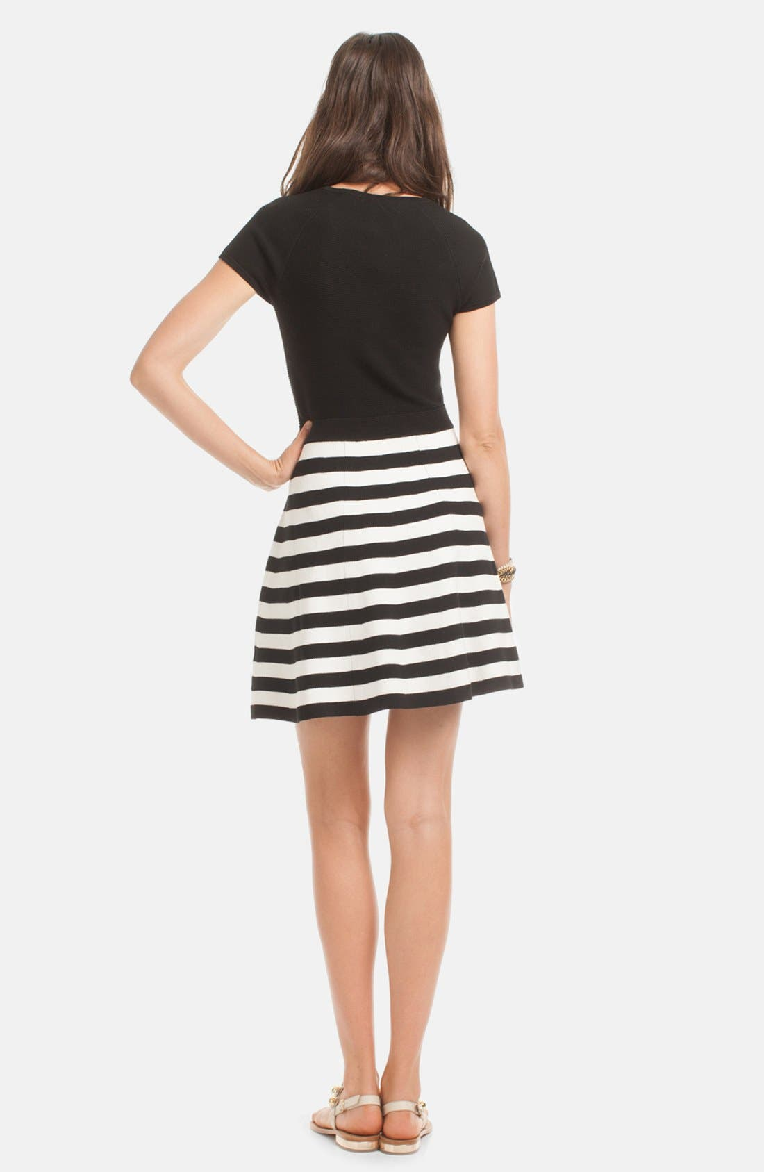 Alternate Image 3  - Trina Turk 'Cosumel' Cotton & Modal Dress