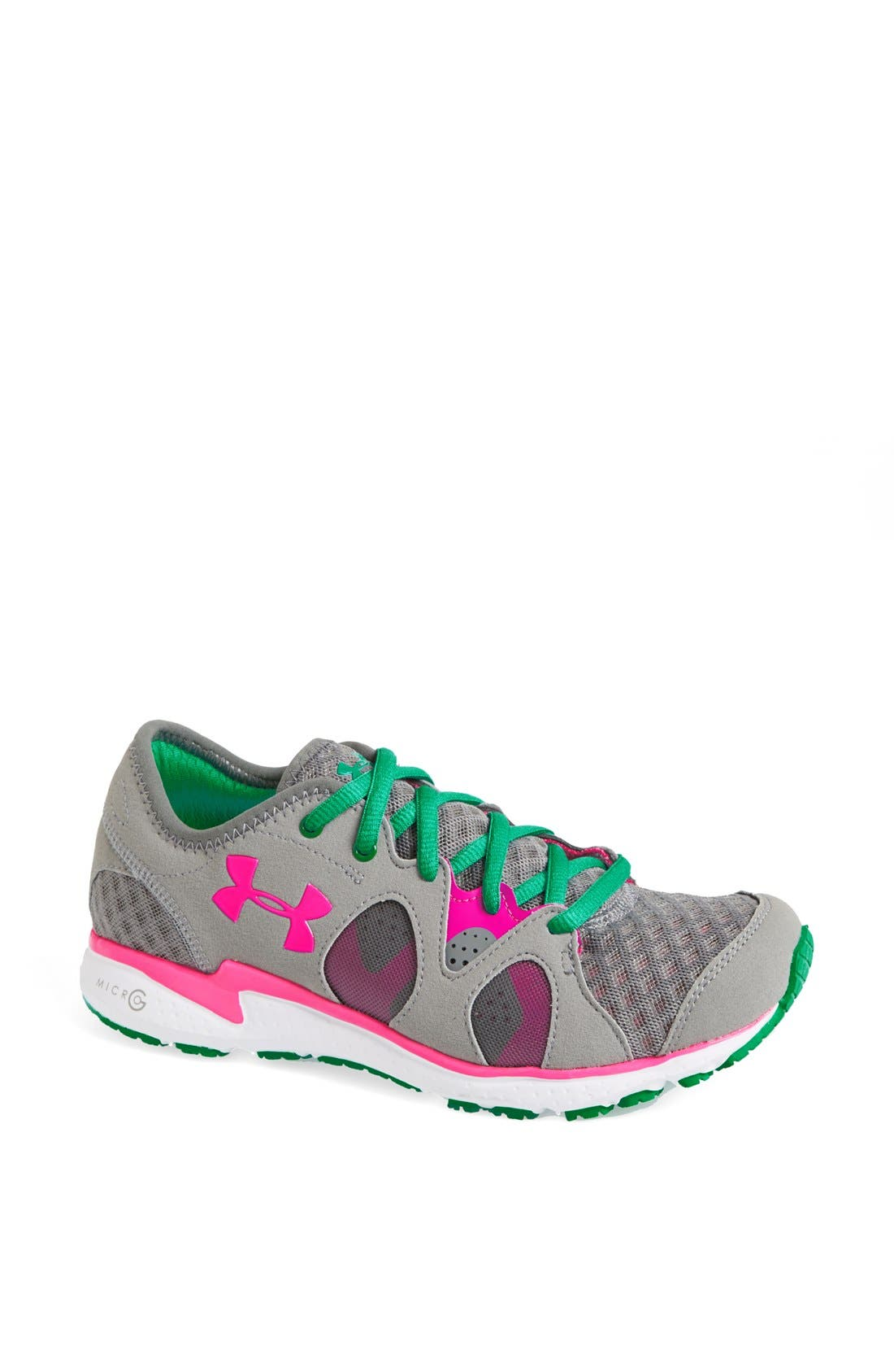 Alternate Image 1 Selected - Under Armour 'Micro G® Neo Mantis' Running Shoe (Women)