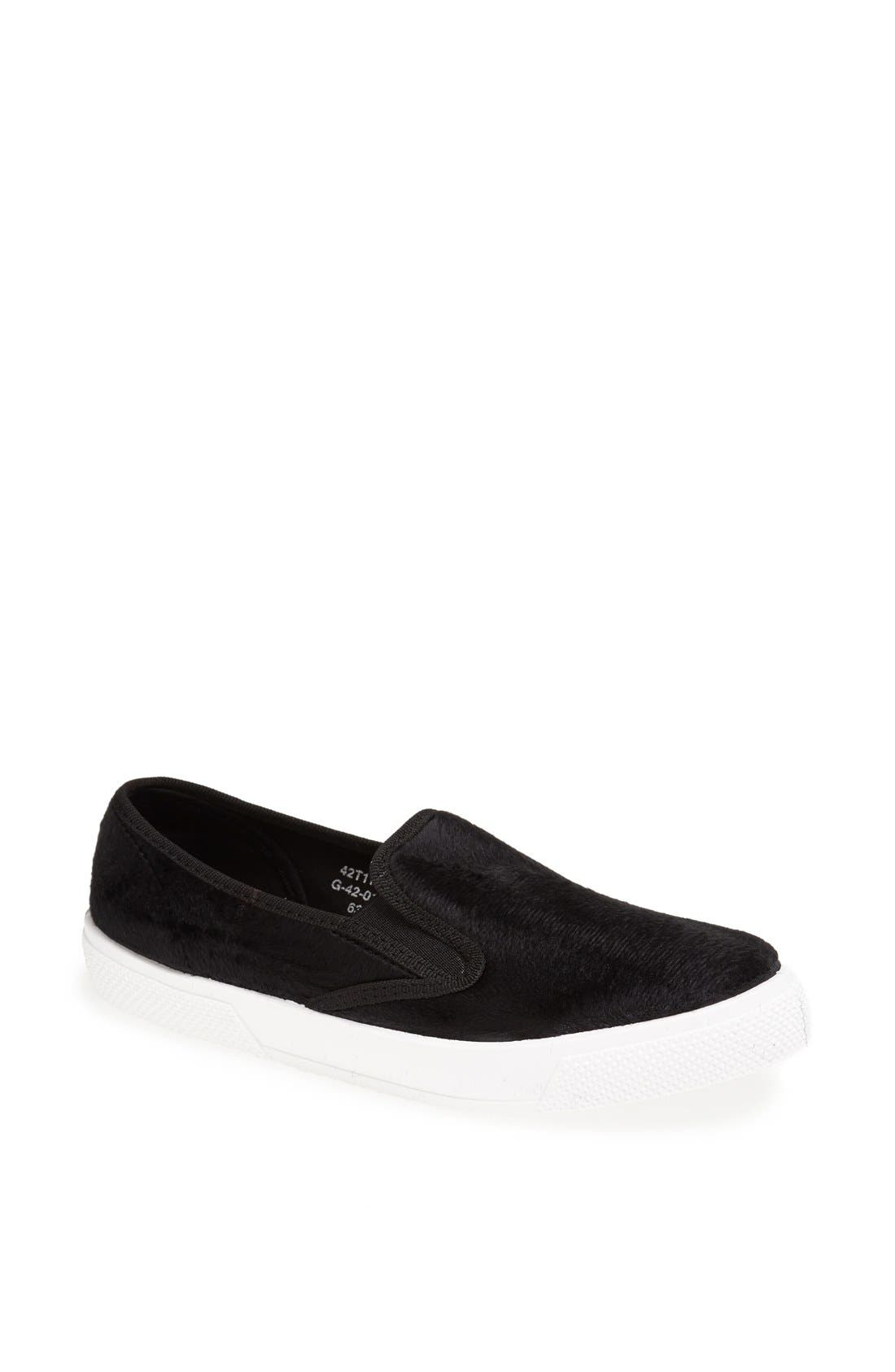 Alternate Image 1 Selected - Topshop 'Tika 2' Slip On Sneaker