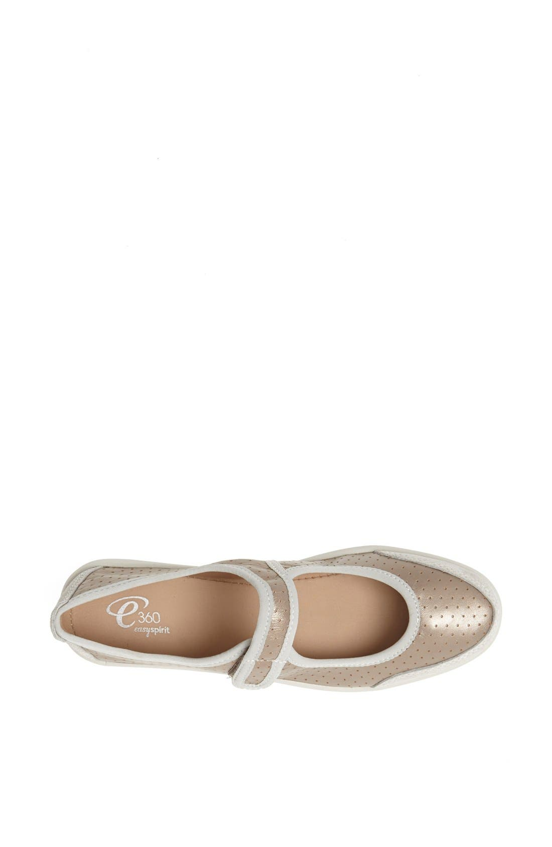 Alternate Image 3  - Easy Spirit 'e360 - Cesia' Mary Jane Flat (Women)