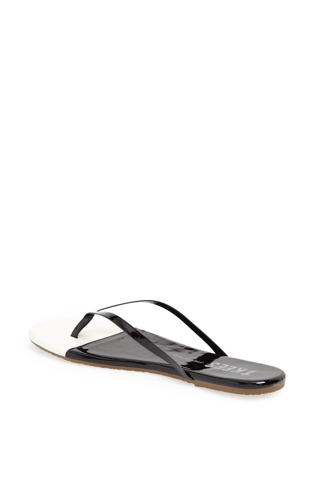 Alternate Image 2  - TKEES 'French Tips' Flip Flop