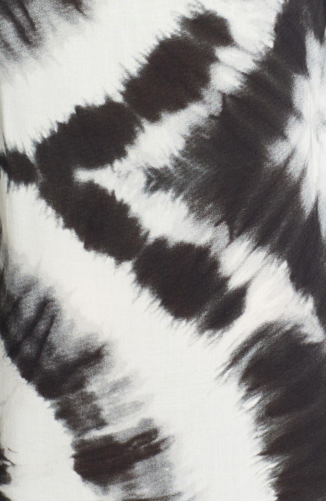 Alternate Image 3  - June & Hudson Long Sleeve Tunic Dress