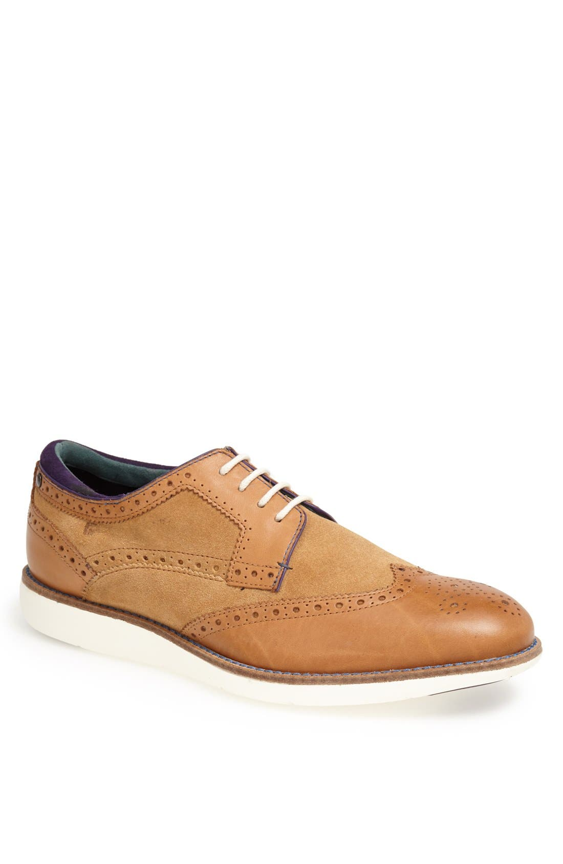 Alternate Image 1 Selected - Ted Baker London 'Treey' Wingtip