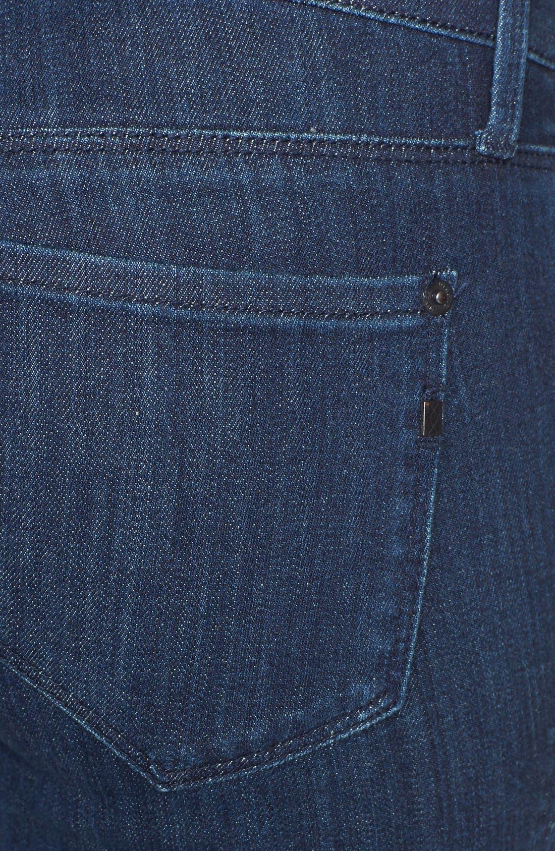 Alternate Image 3  - Genetic 'Soma' Stitch Detail Skinny Jeans (Apex)