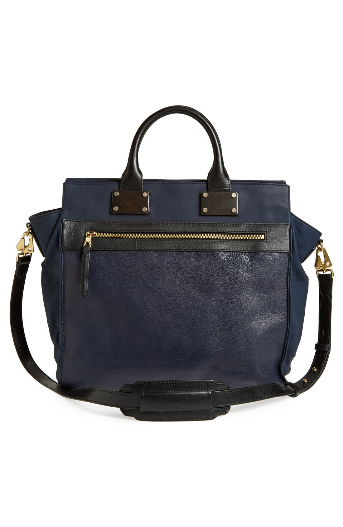 Alternate Image 4  - rag & bone 'Large Pilot' Satchel