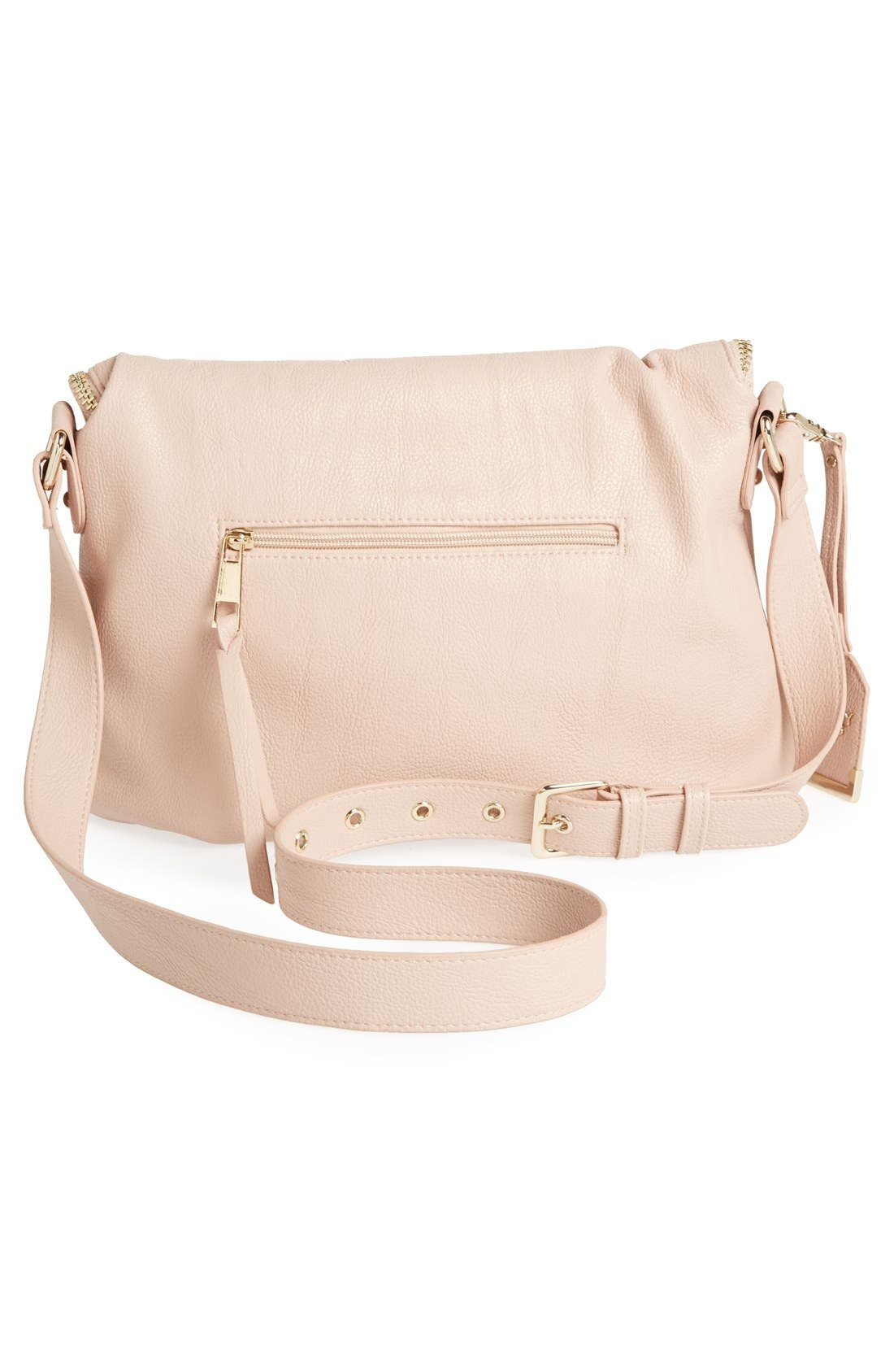 Alternate Image 4  - POVERTY FLATS by rian 'Tunnel' Shoulder Bag
