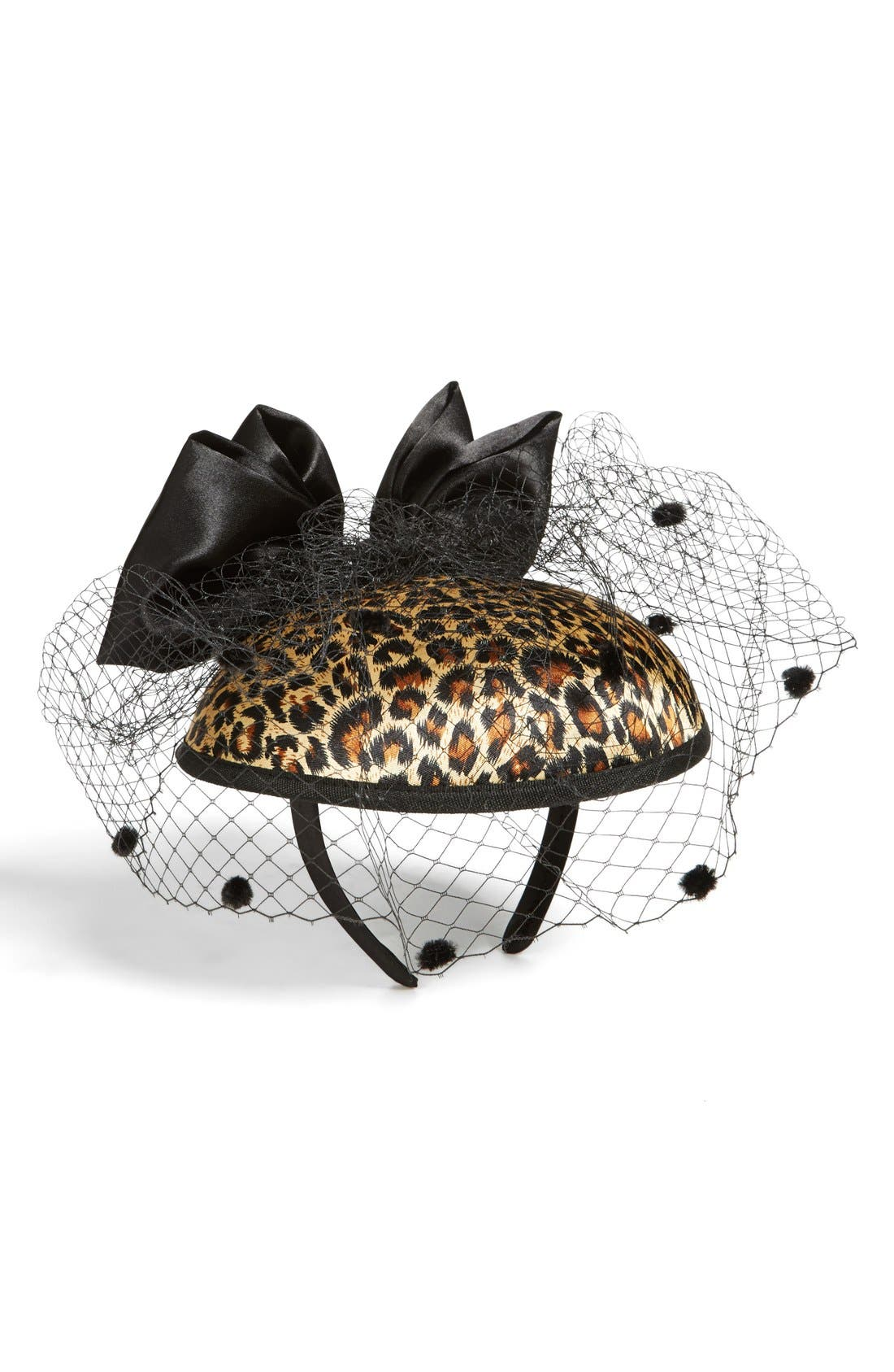 Alternate Image 2  - Tasha 'Ferocious' Fascinator Headband