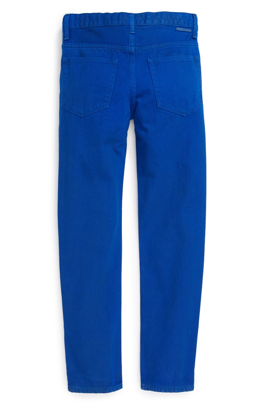 Alternate Image 1 Selected - Burberry 'Mini Shoreditch' Skinny Jeans (Little Boys & Big Boys)