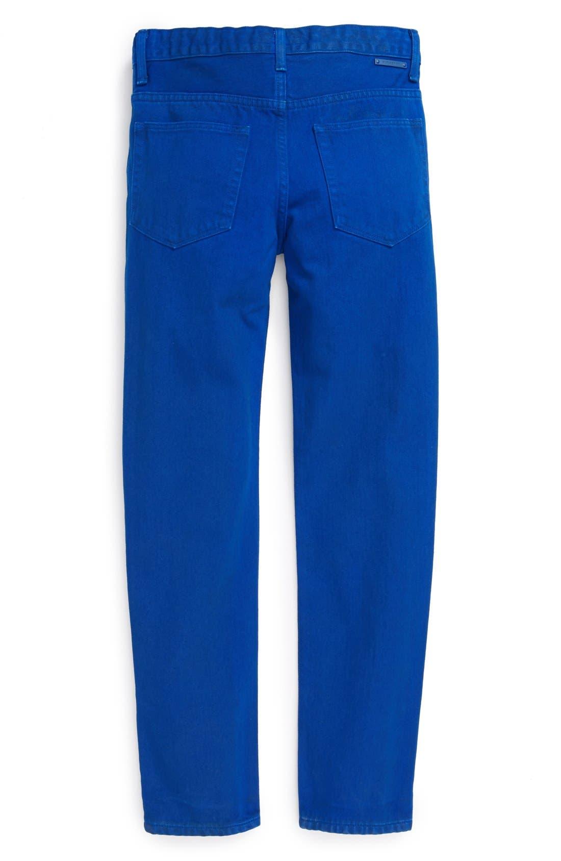Main Image - Burberry 'Mini Shoreditch' Skinny Jeans (Little Boys & Big Boys)