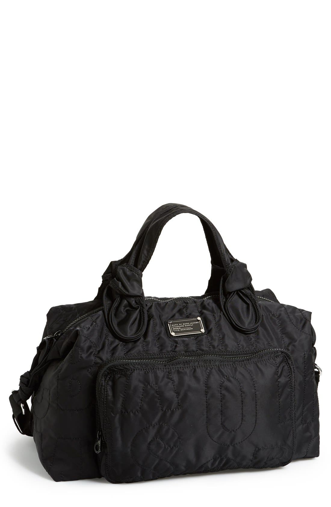 Alternate Image 1 Selected - MARC BY MARC JACOBS 'Preppy Nylon' Bag (18 Inch)