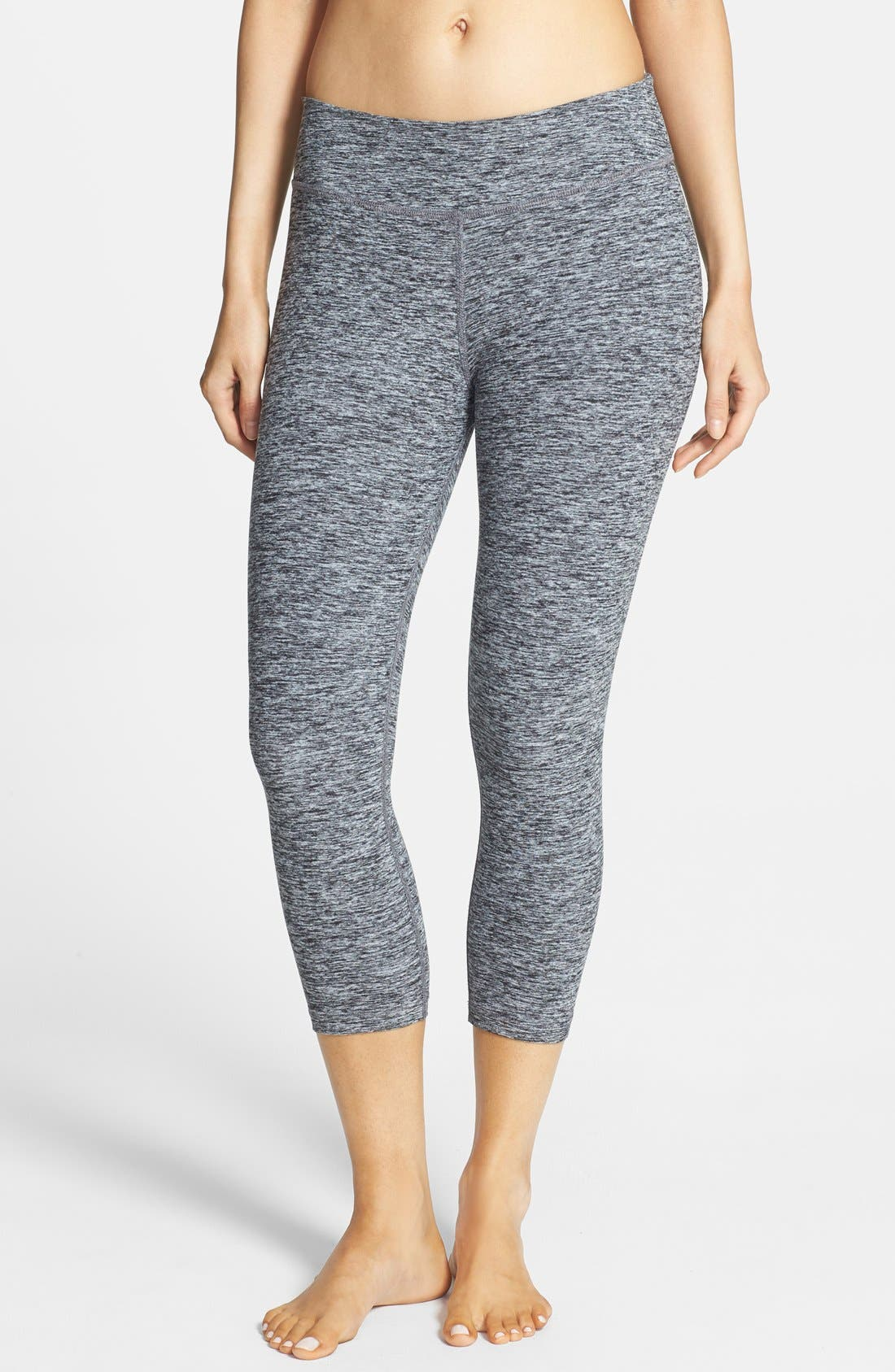 Alternate Image 1 Selected - Beyond Yoga Capri Leggings