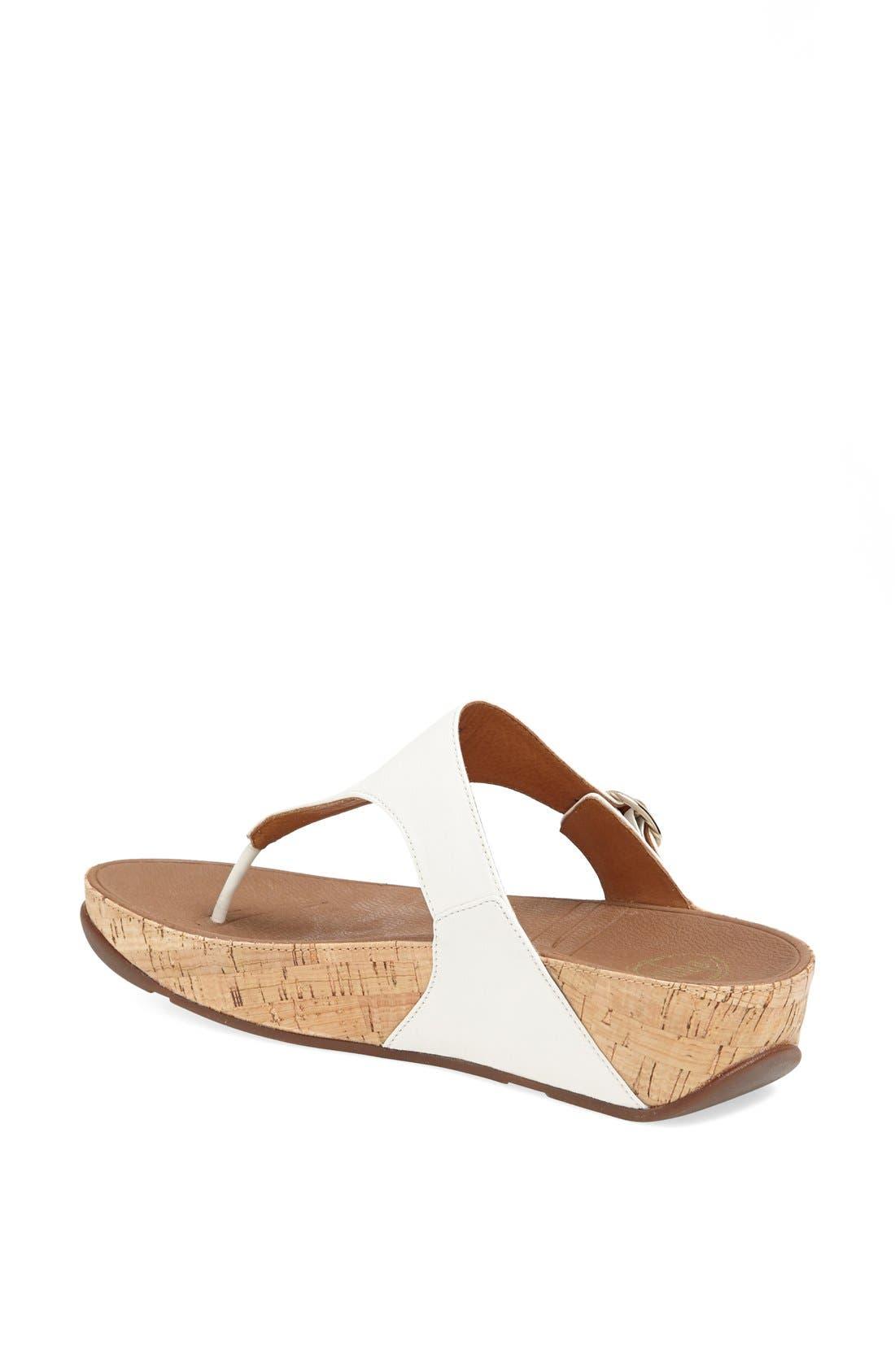 Alternate Image 2  - FitFlop 'The Skinny™' Sandal