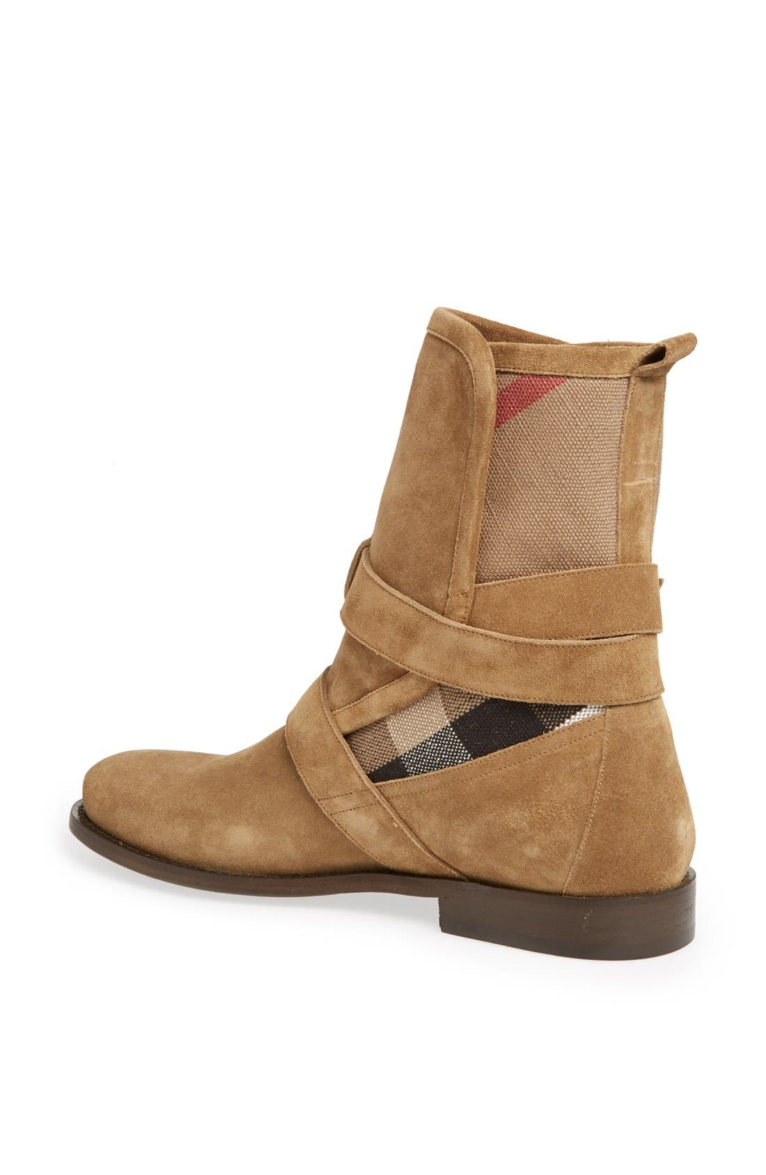 Alternate Image 2  - Burberry 'Worcester' Boot