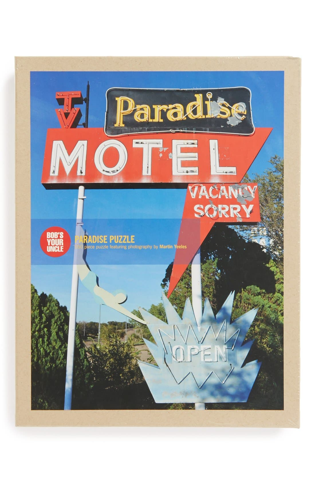 Alternate Image 1 Selected - Bob's Your Uncle 'Paradise Motel' Puzzle