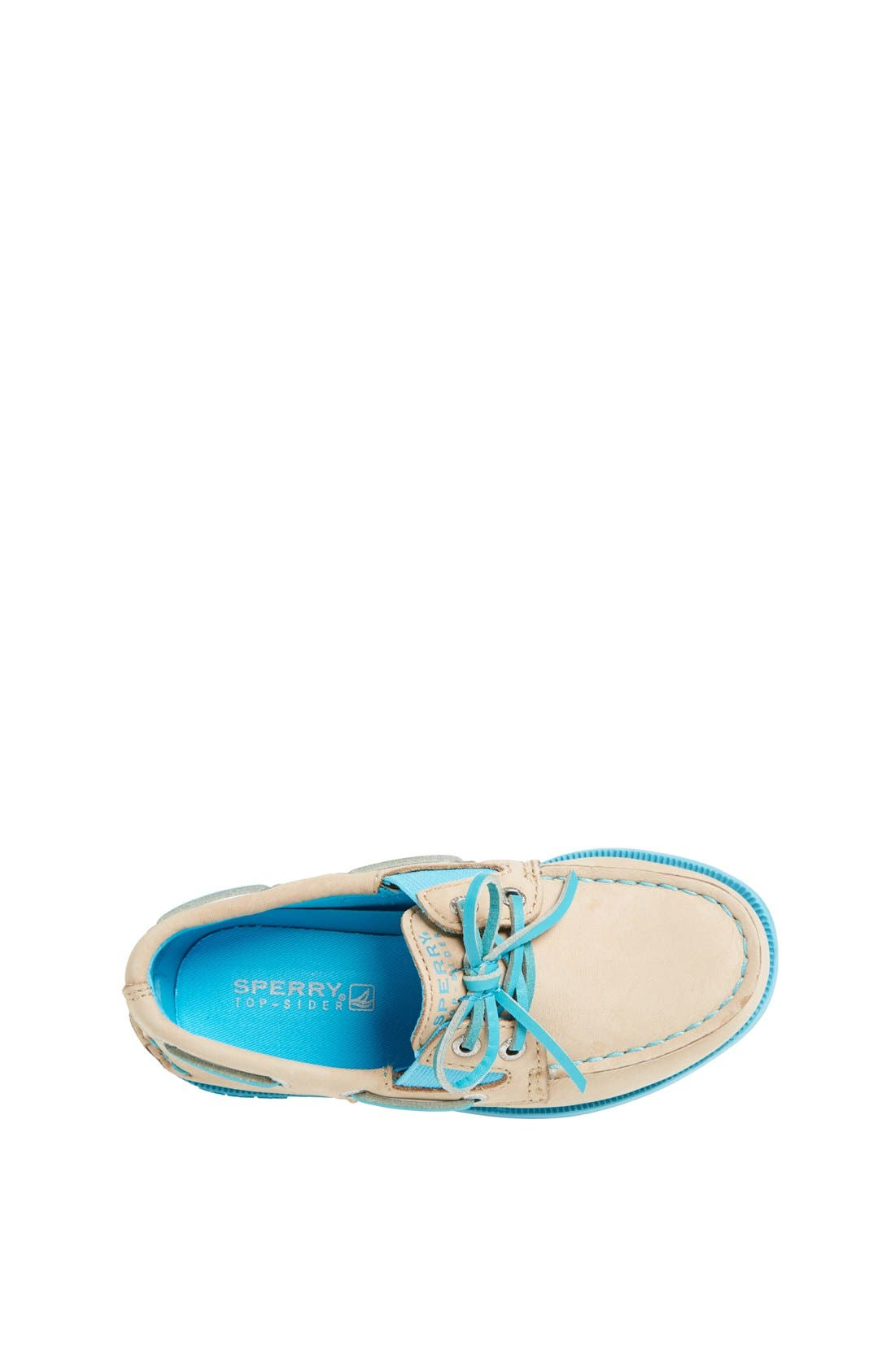 Alternate Image 3  - Sperry Top-Sider® Kids 'Authentic Original' Boat Shoe (Walker, Toddler, Little Kid & Big Kid)