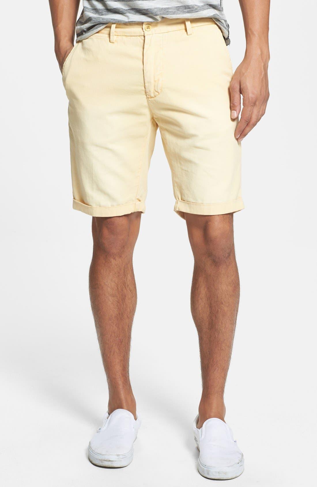 Alternate Image 1 Selected - Gant Rugger Canvas Shorts