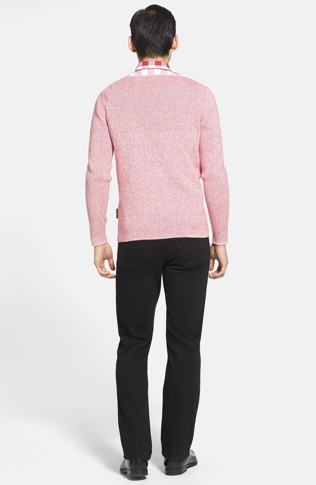 Alternate Image 5  - Burberry Brit 'Hammonds' Modern Fit Knit Sweater