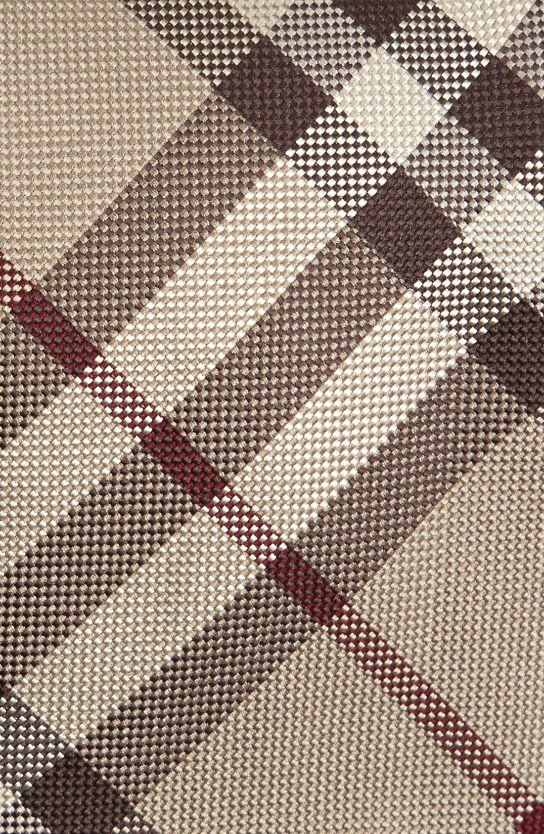 Alternate Image 2  - Burberry Silk Tie