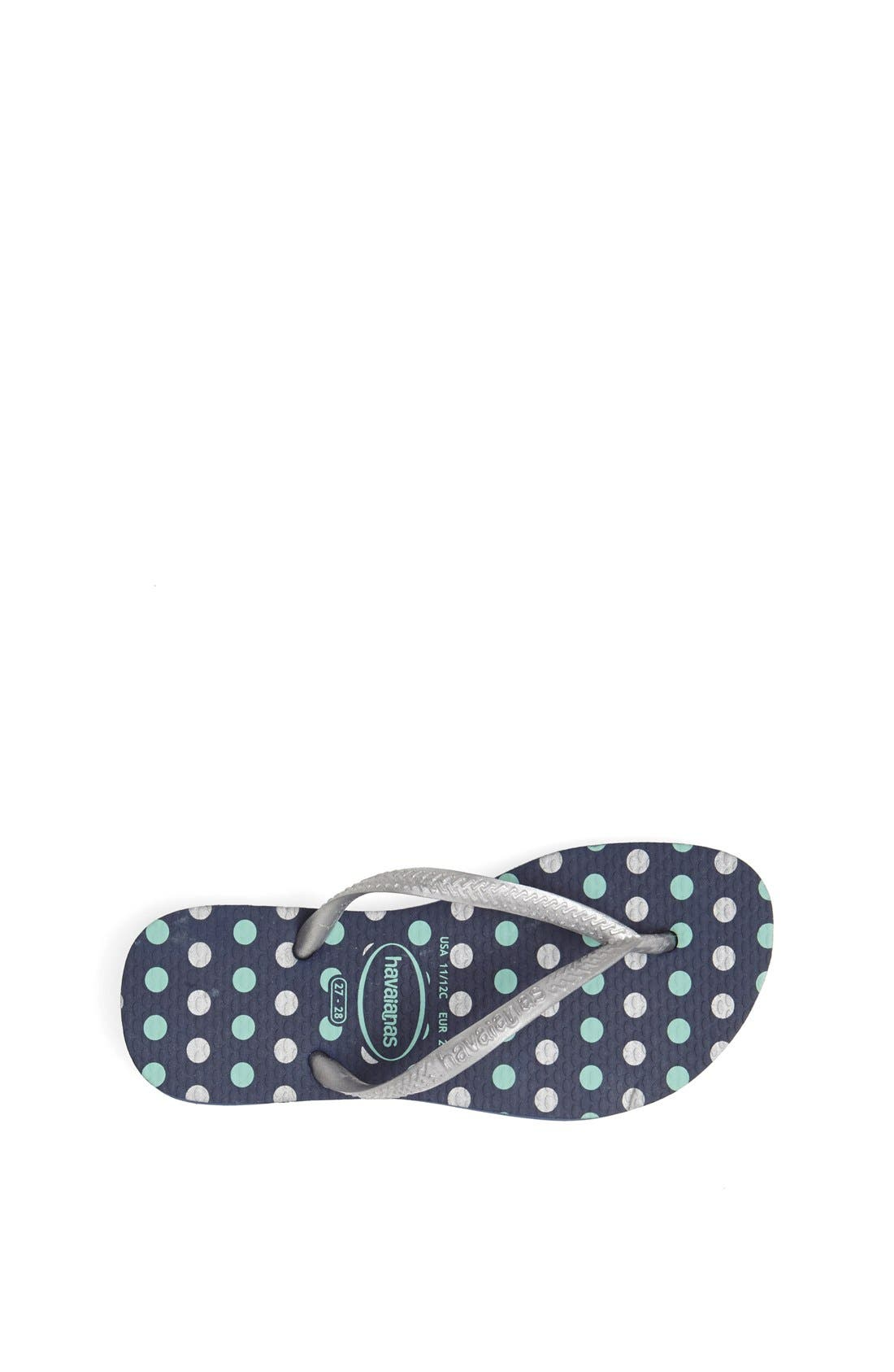 Alternate Image 3  - Havaianas 'Slim Fresh' Flip Flop (Toddler & Little Kid)