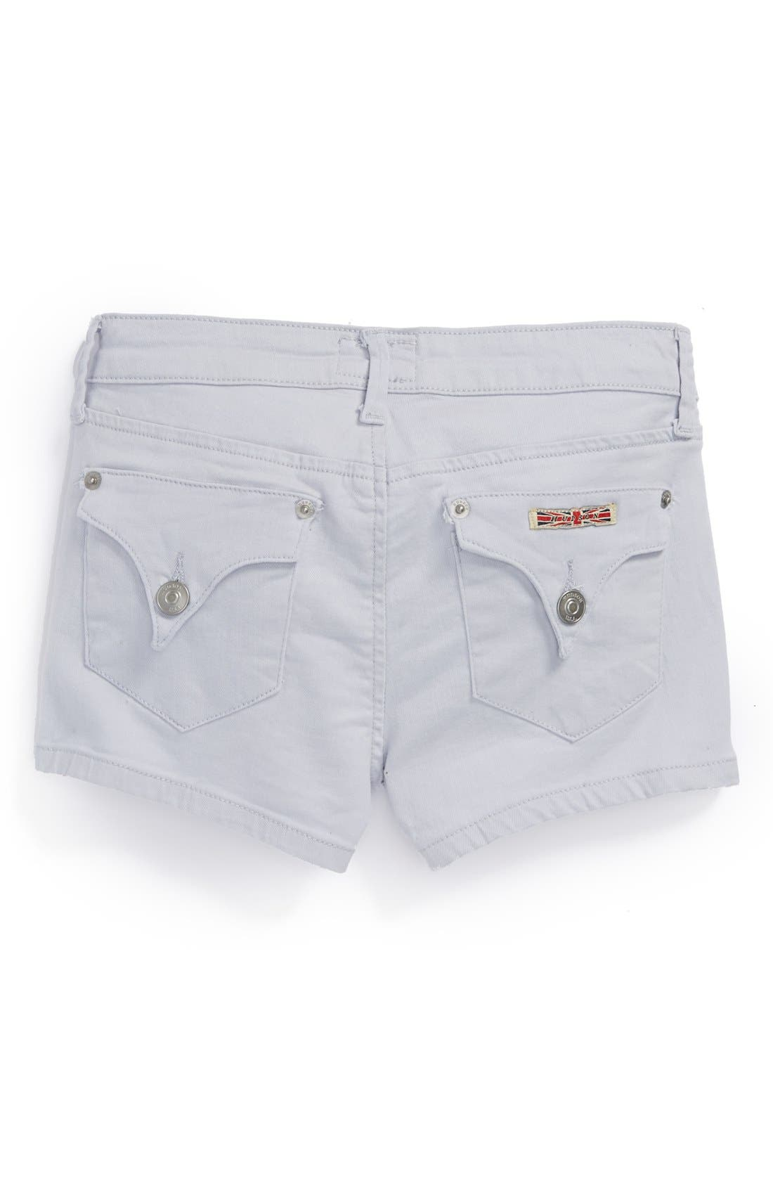 Alternate Image 1 Selected - Hudson Kids 'Vice Versa' Shorts (Little Girls)