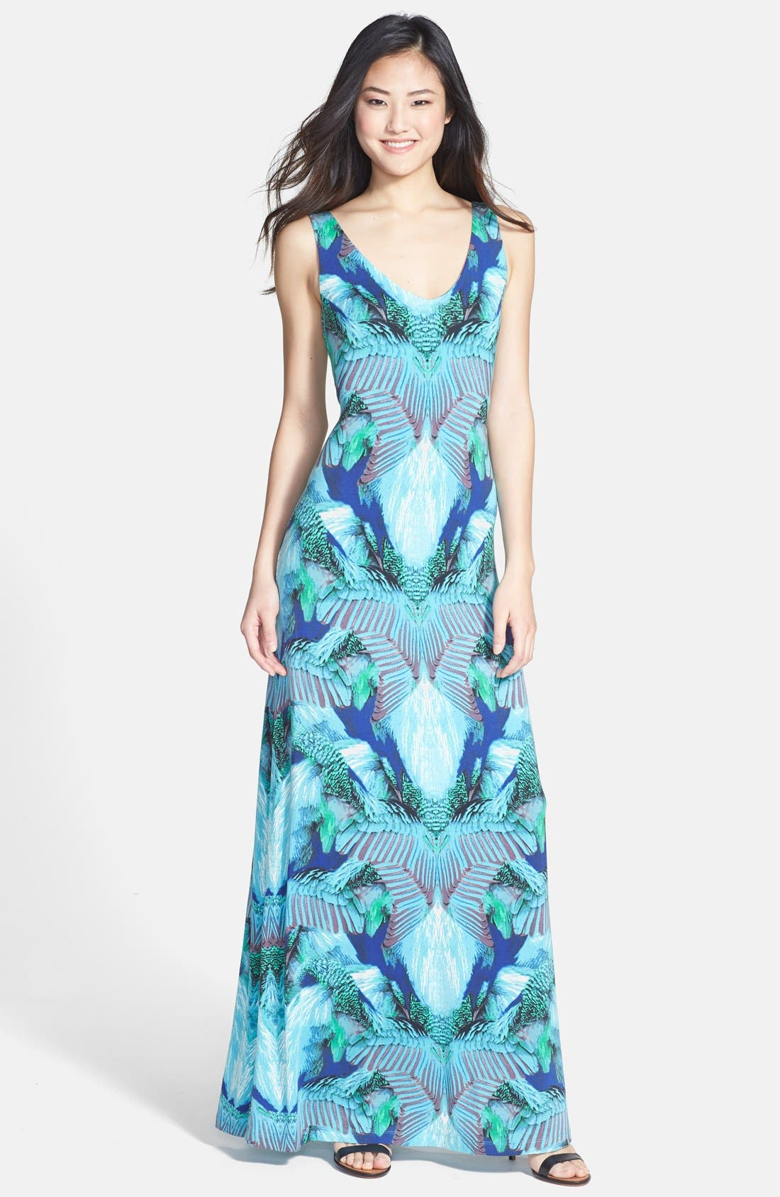 Alternate Image 1 Selected - Tart 'Briella' Knit Maxi Dress