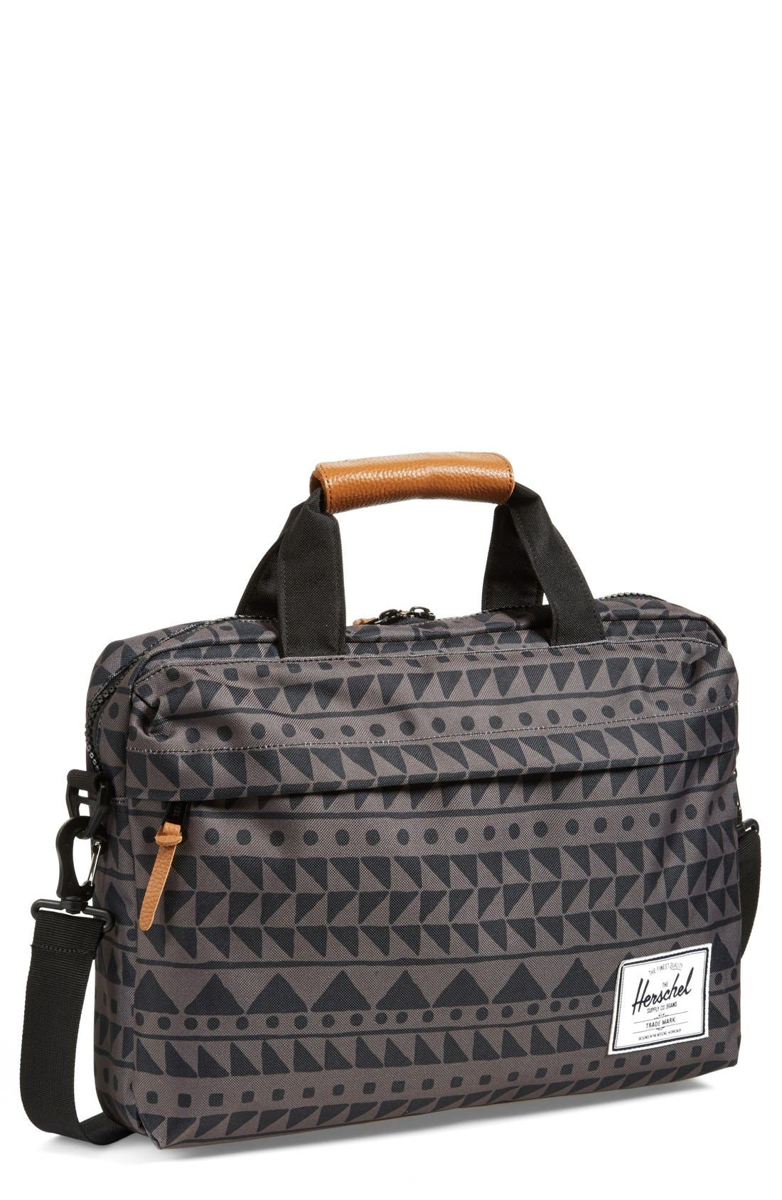 Alternate Image 1 Selected - Herschel Supply Co. 'Clark' Large Volume Messenger Bag