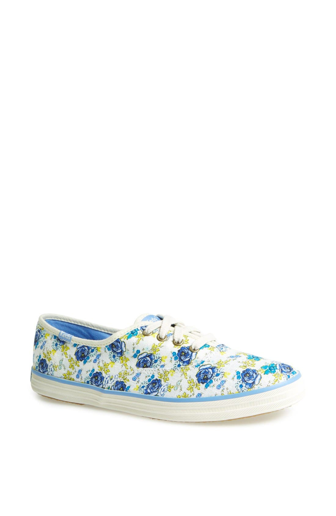 Alternate Image 1 Selected - Keds® Taylor Swift 'Champion Floral' Sneaker (Women)