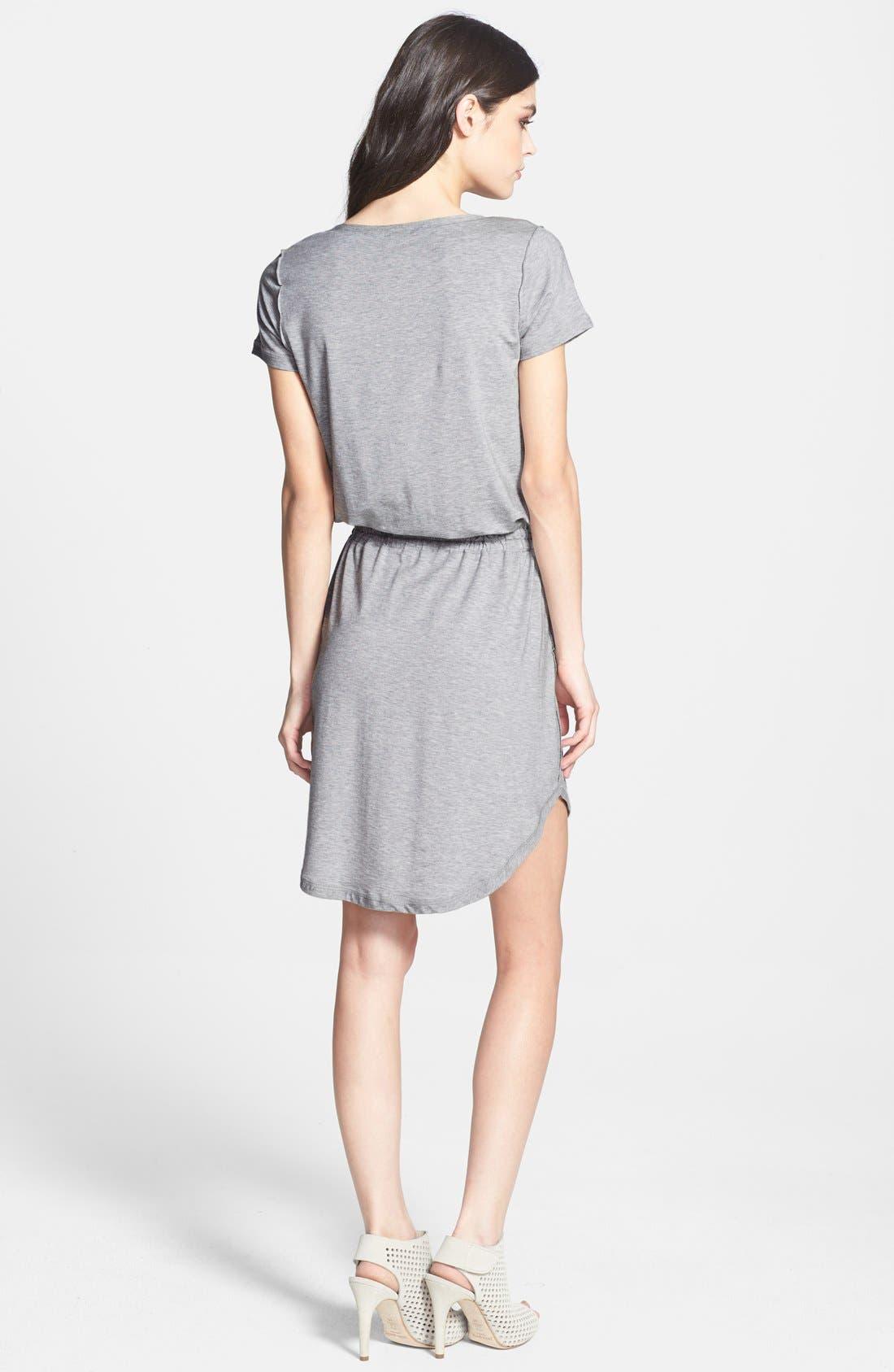 Alternate Image 2  - Splendid Jersey T-Shirt Dress