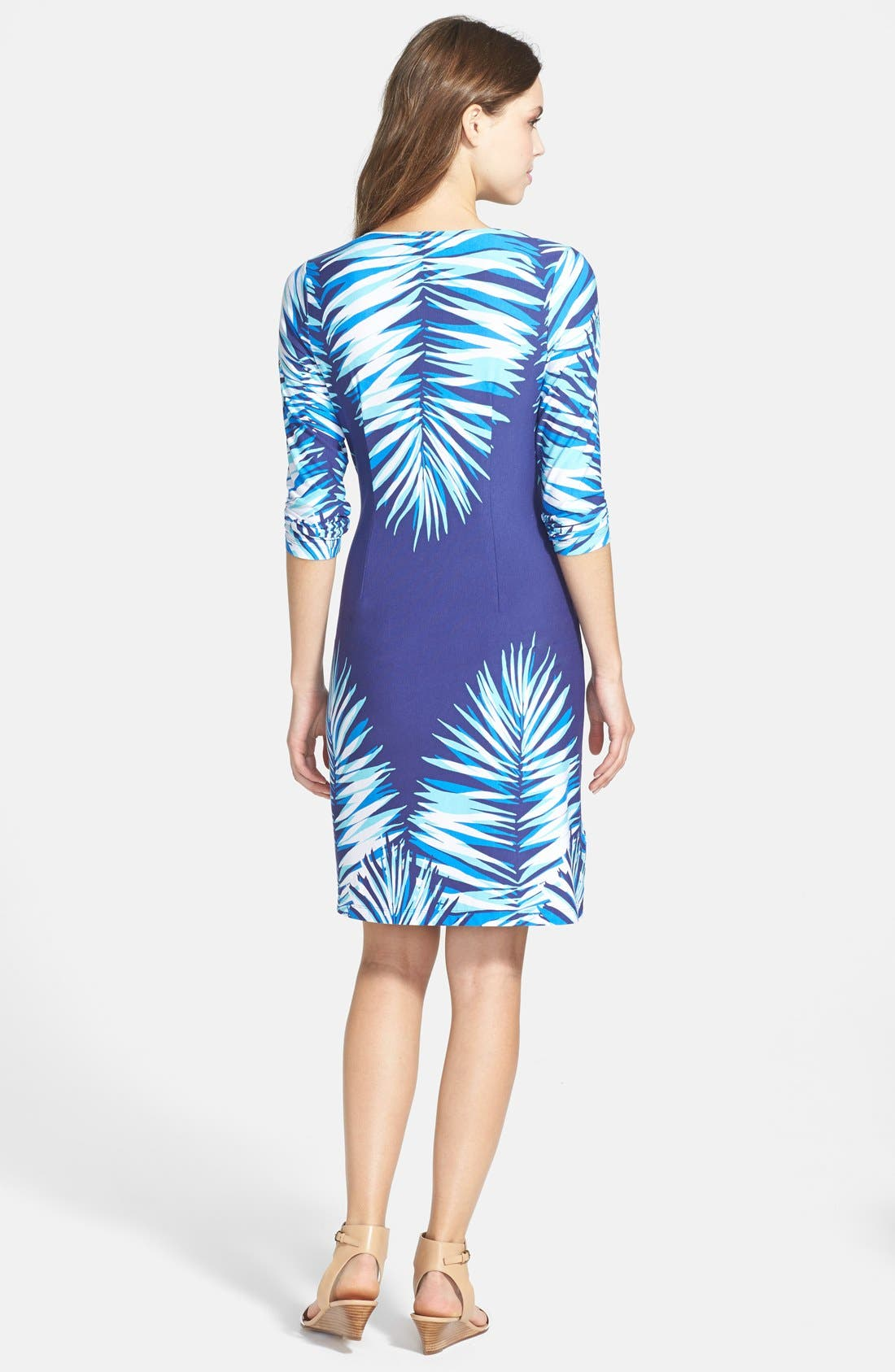 Alternate Image 2  - Tommy Bahama 'Bluefields Palm' Dress