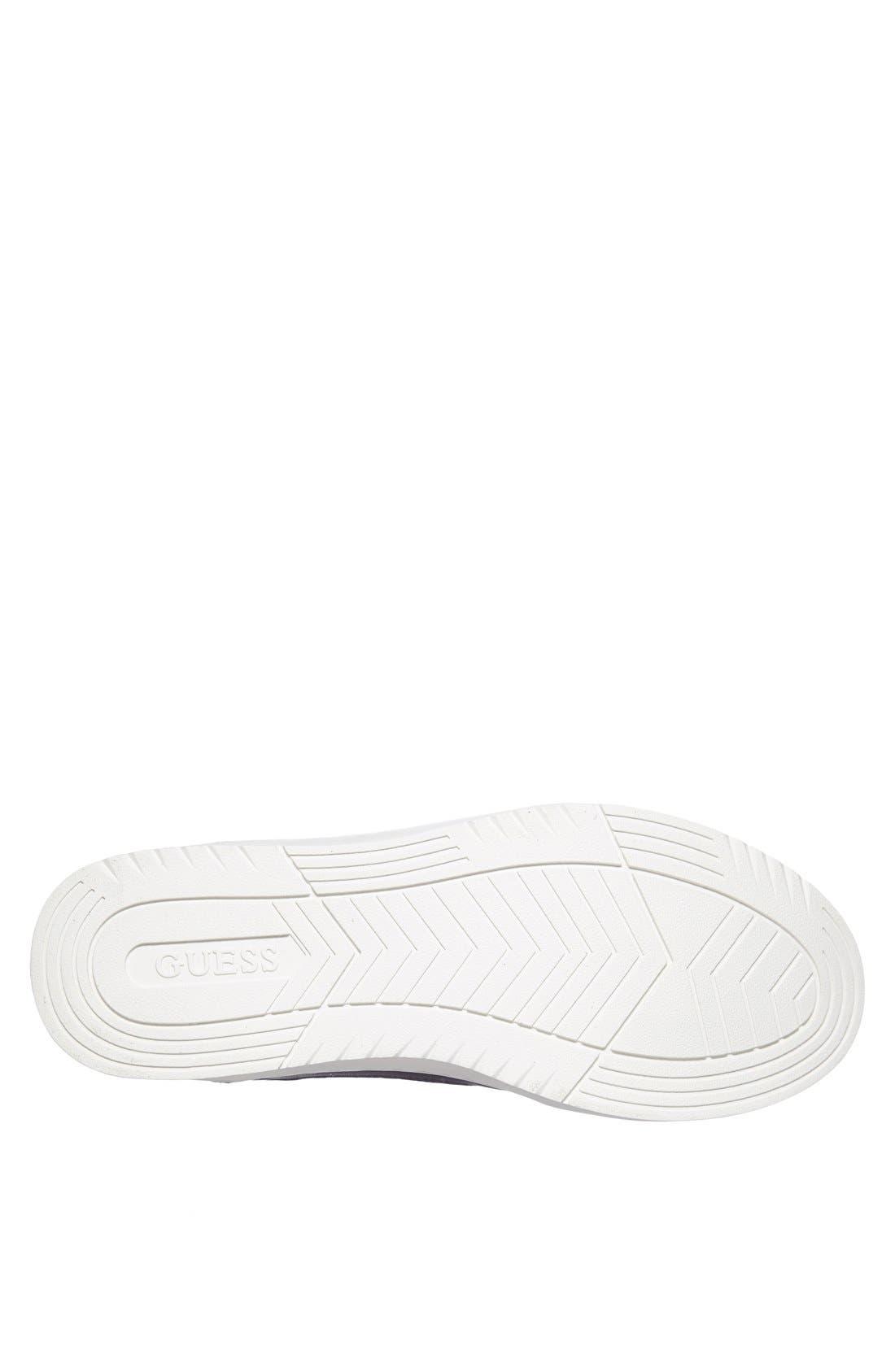 Alternate Image 4  - GUESS 'Thurstan' Sneaker
