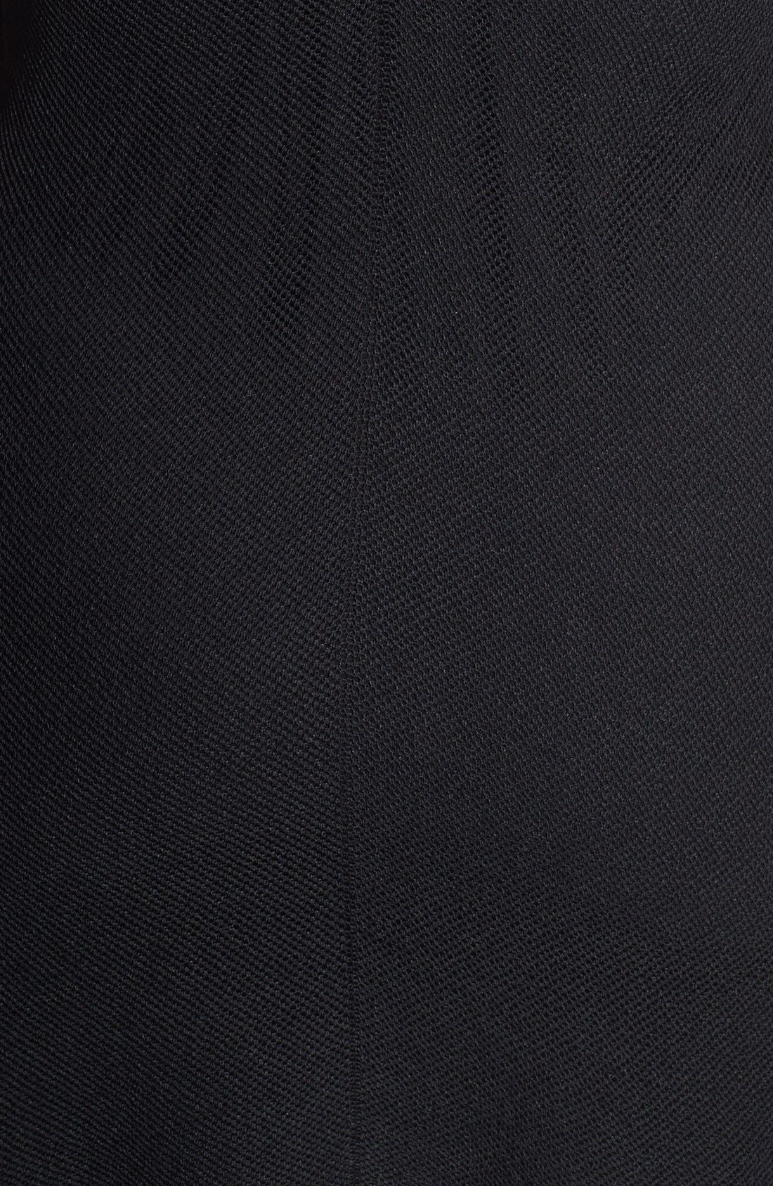 Alternate Image 3  - Eileen Fisher Scoop Neck Layering Dress (Plus Size)