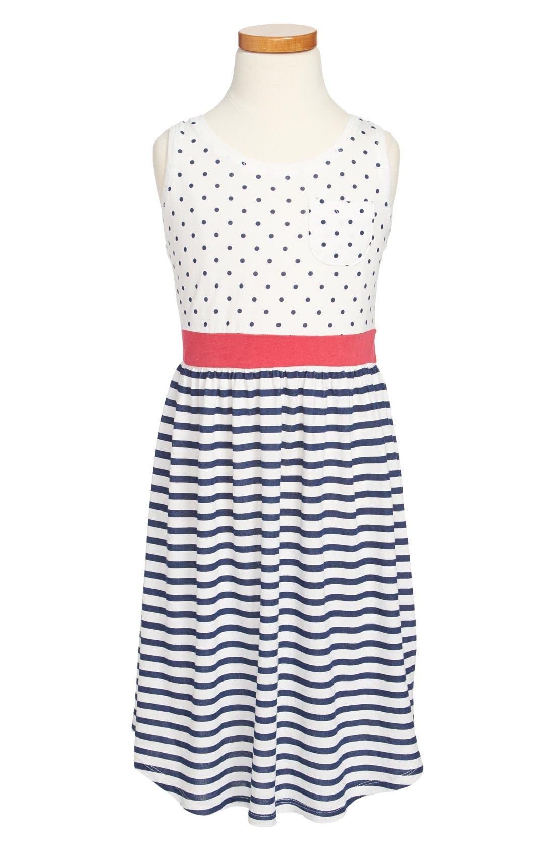 Main Image - Roxy 'Have Fun' Tank Dress (Big Girls)