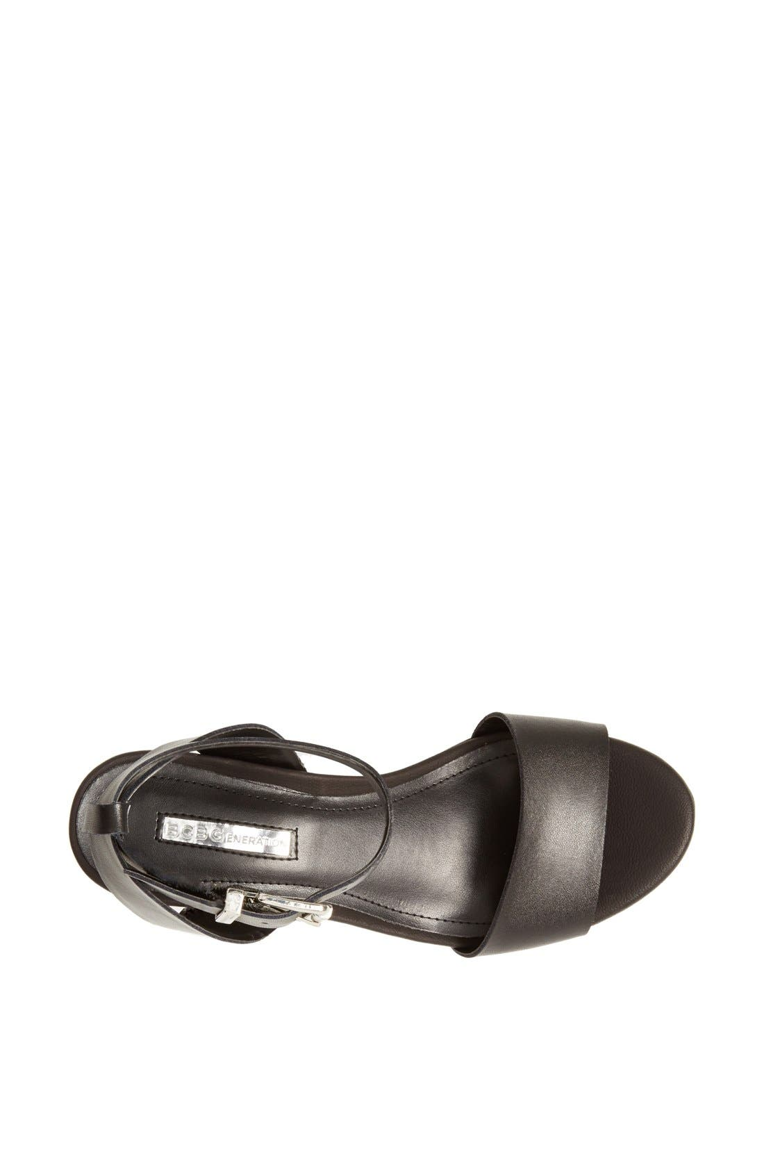Alternate Image 3  - BCBGeneration 'Fiji' Wedge Sandal