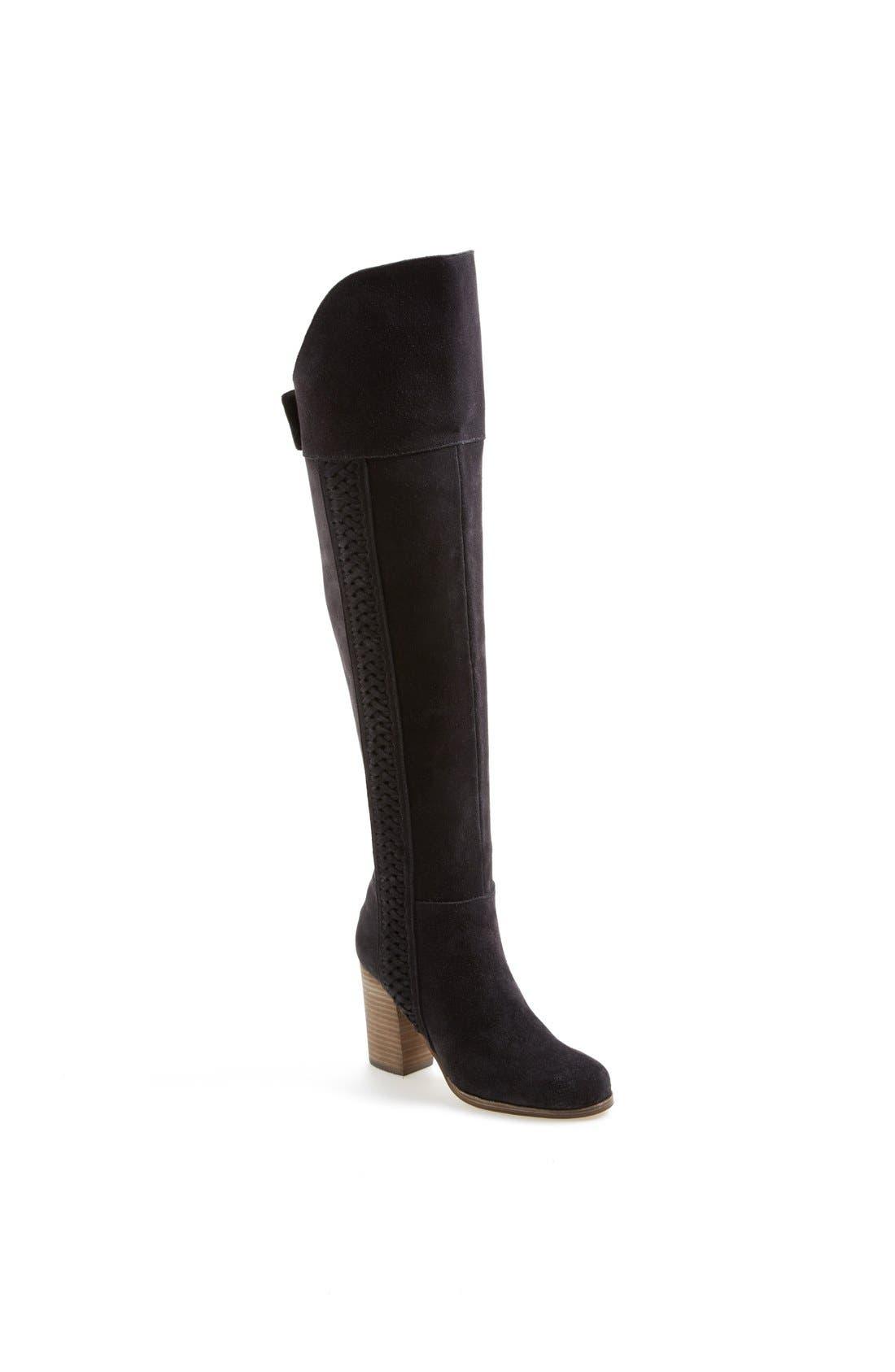 Alternate Image 1 Selected - DV by Dolce Vita 'Myer' Over the Knee Boot (Women)