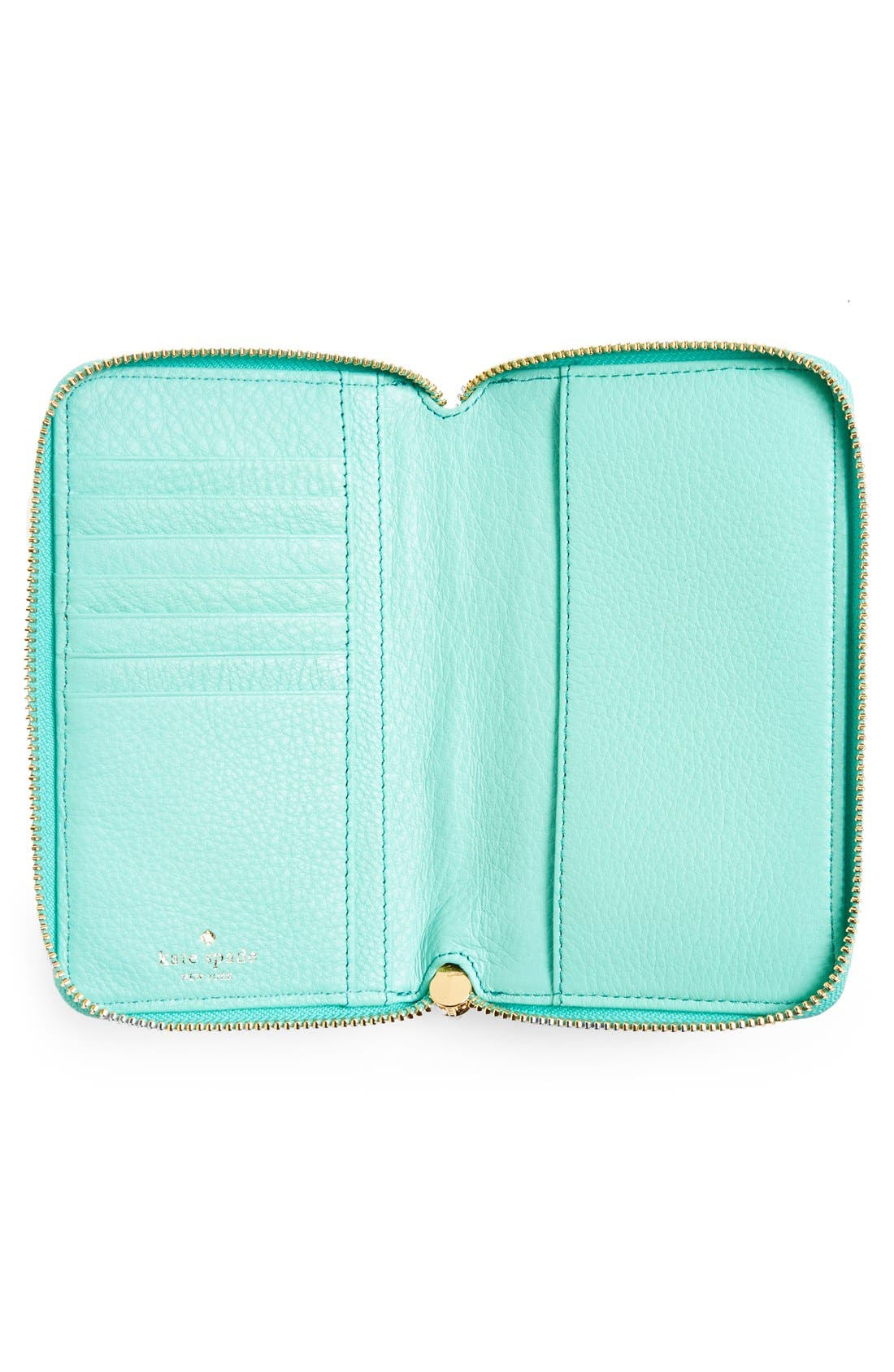 Alternate Image 3  - kate spade new york 'cobble hill - laurie' wallet