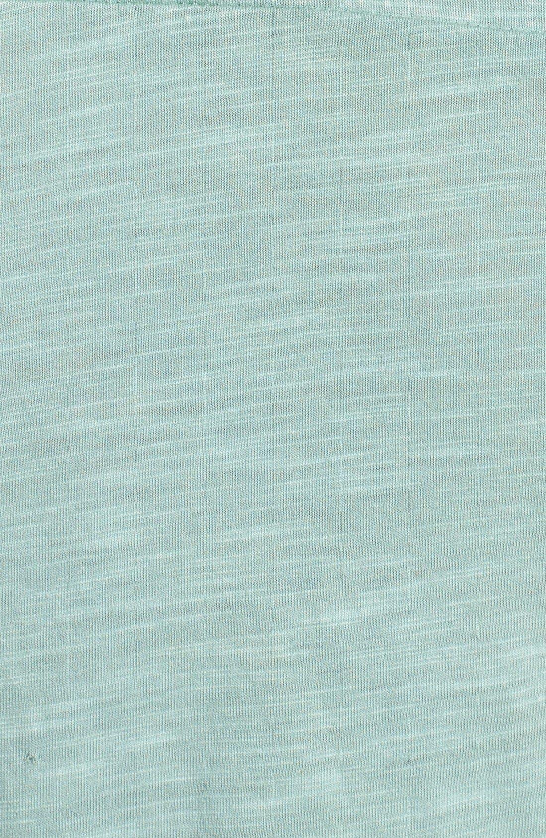 Alternate Image 3  - Volcom 'Ader' Stripe Pocket Tank Top