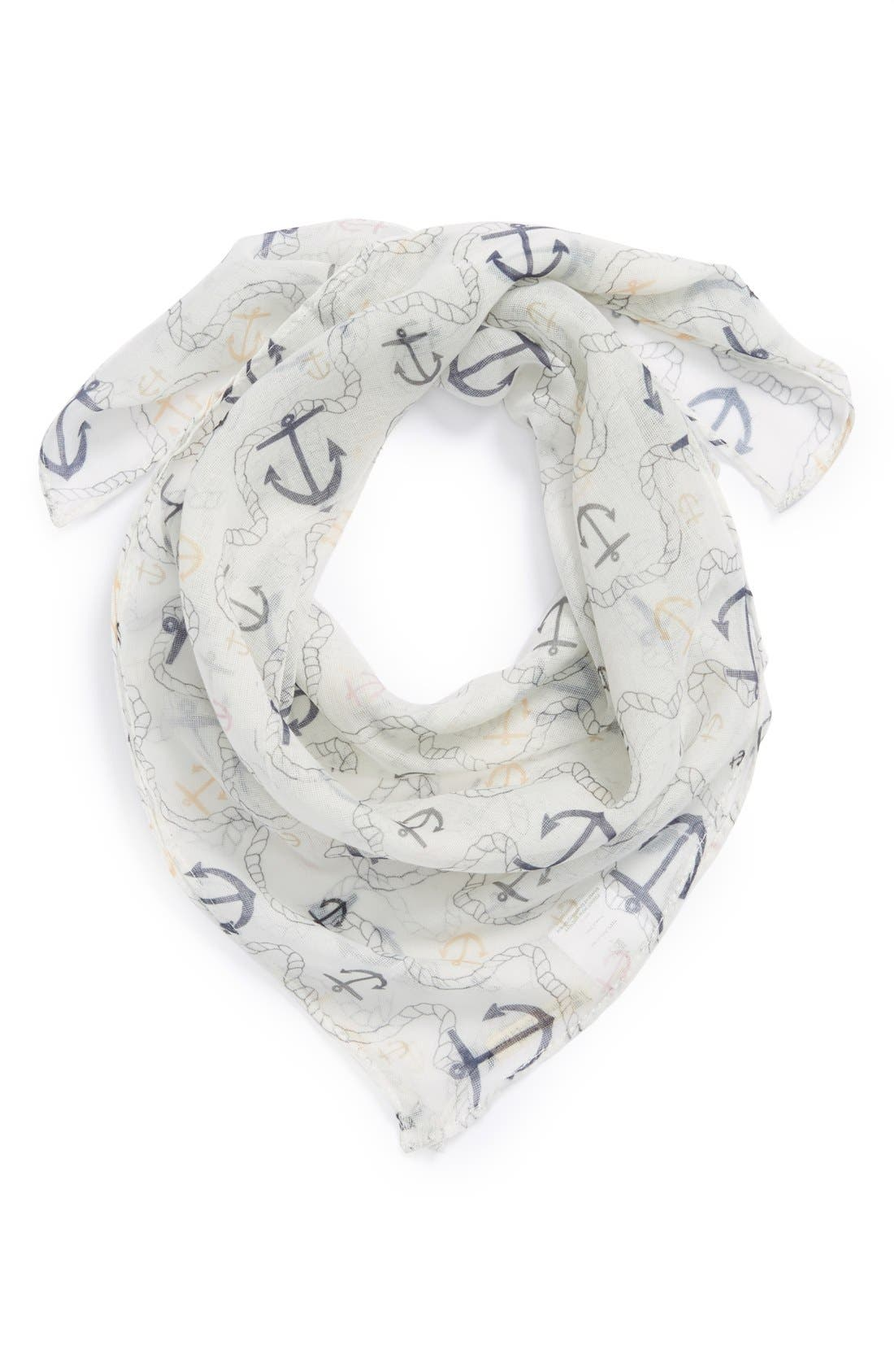 Main Image - Front Row Society 'Anchor' Neckerchief