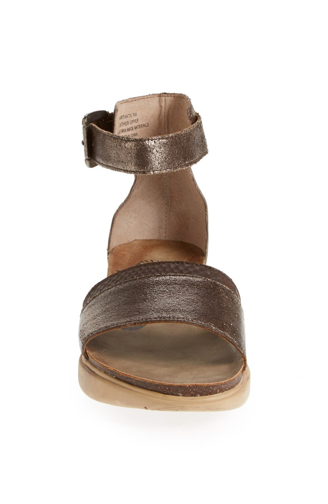 Alternate Image 3  - OTBT 'Martha' Ankle Strap Sandal (Women)