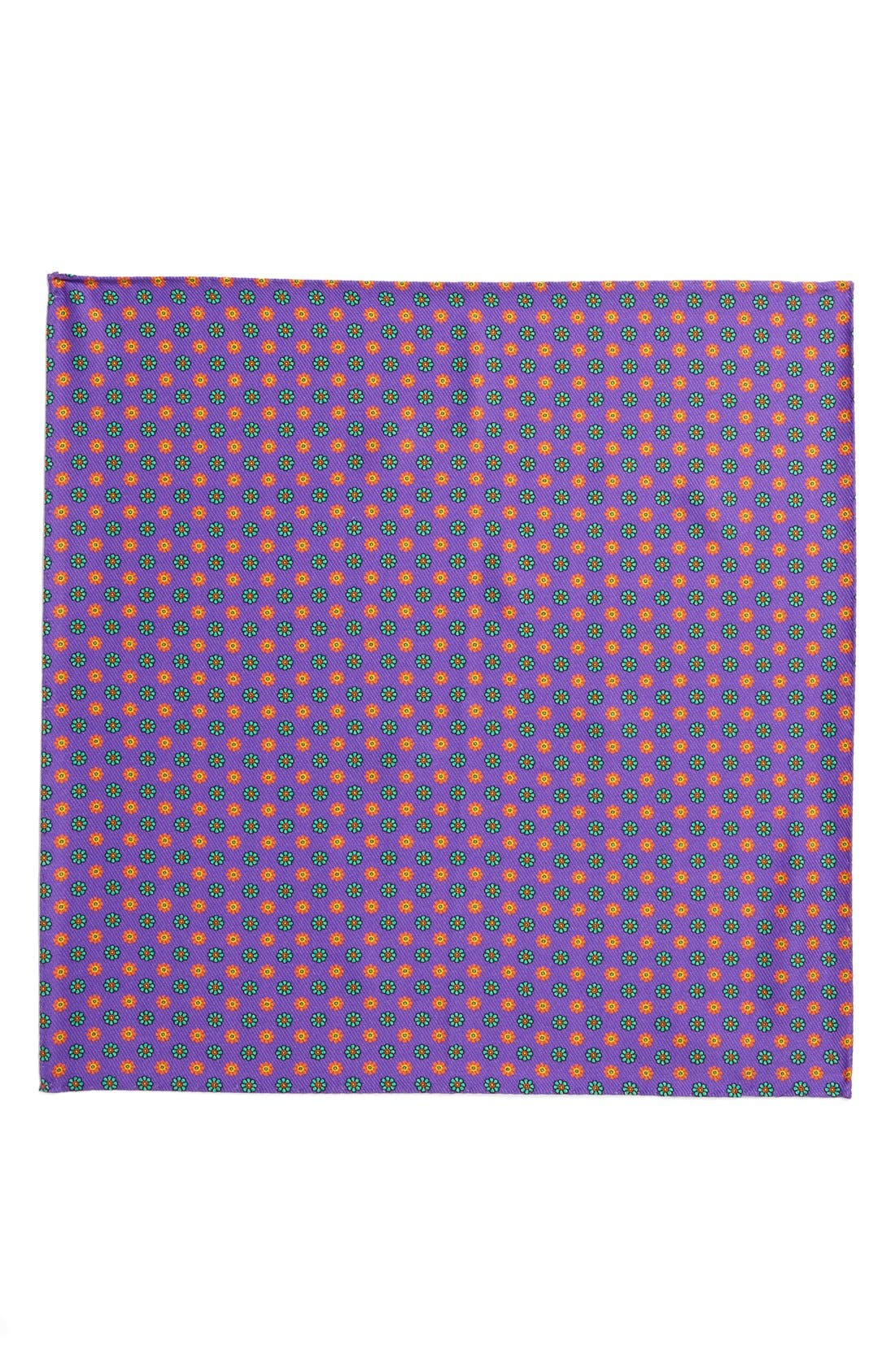 Alternate Image 3  - Ted Baker London Silk Pocket Square