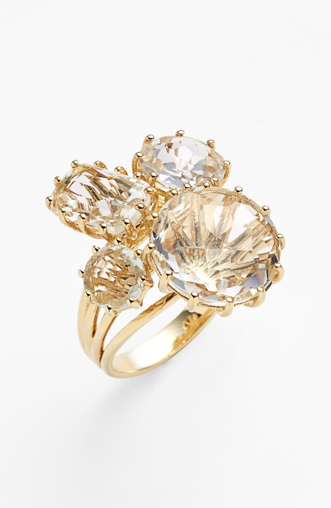 Alternate Image 1 Selected - KALAN by Suzanne Kalan Stone Cluster Ring