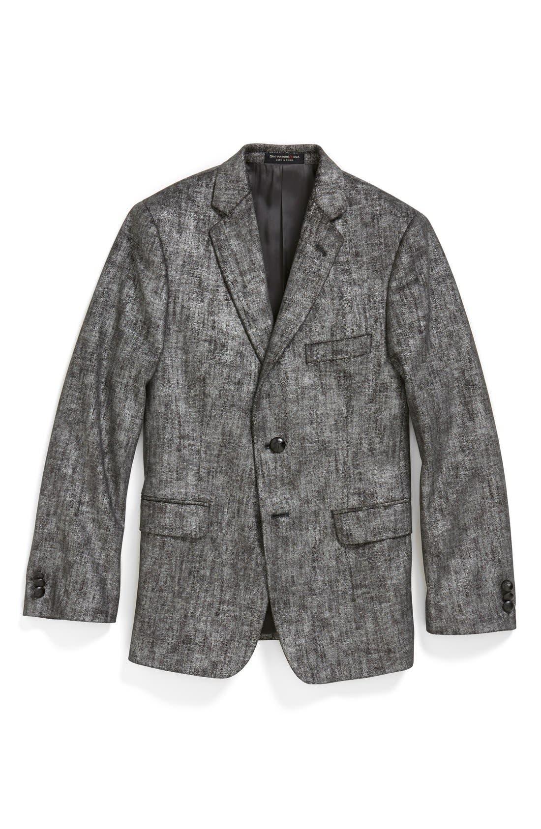 Alternate Image 1 Selected - John Varvatos Star USA 'Bloft' Sport Coat (Big Boys)