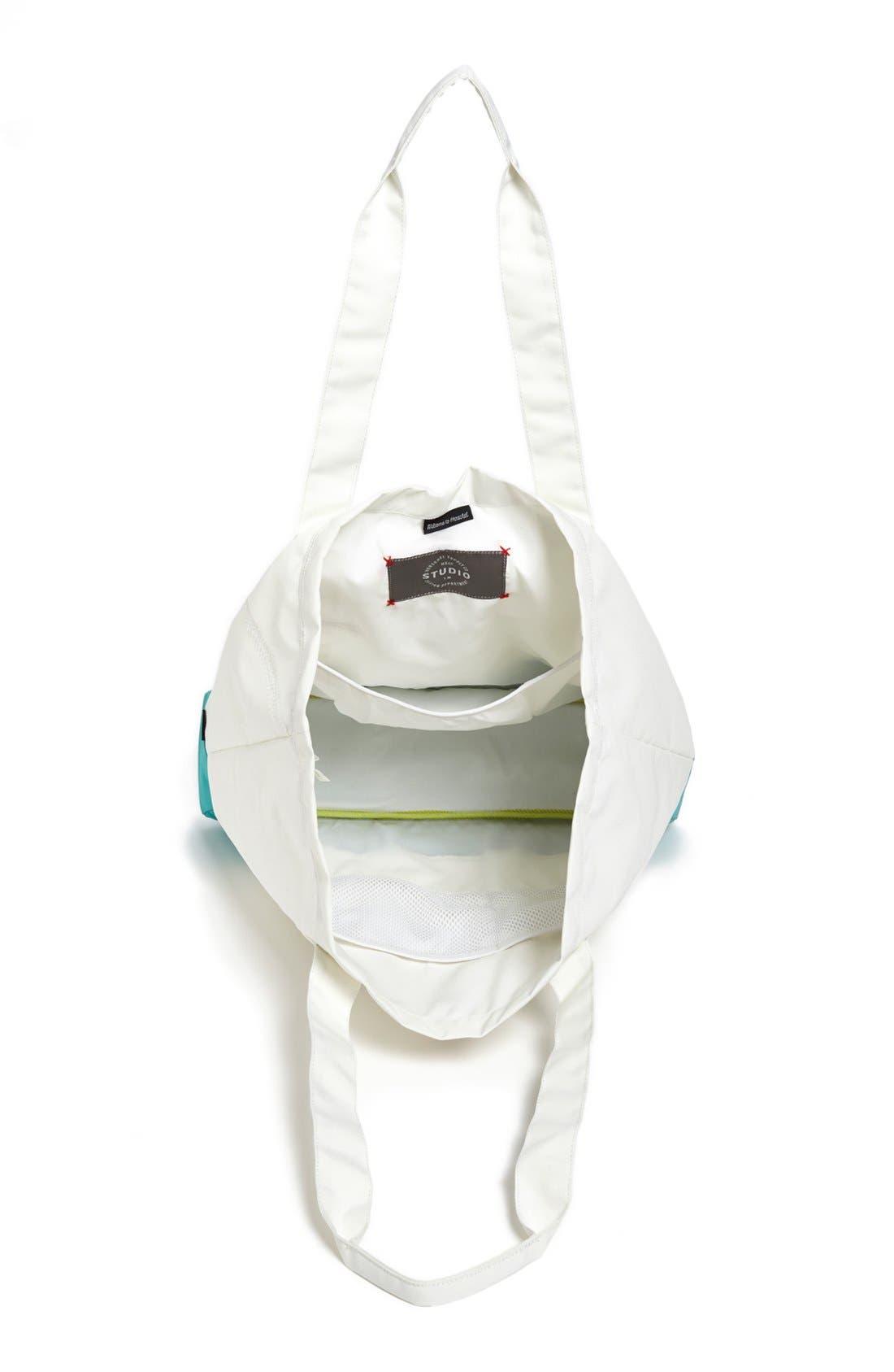 Alternate Image 3  - Herschel Supply Co. 'Market - Studio Collection' Large Tote Bag