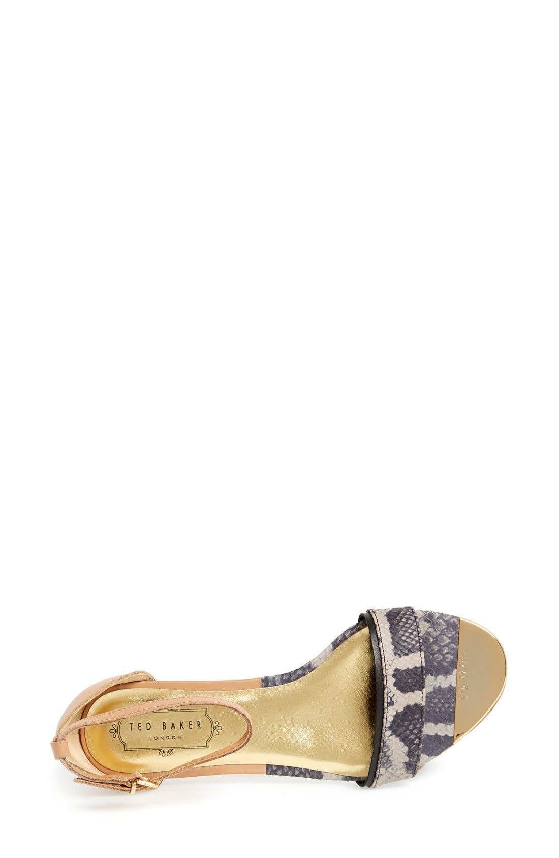 Alternate Image 3  - Ted Baker London 'Nayna' Sandal