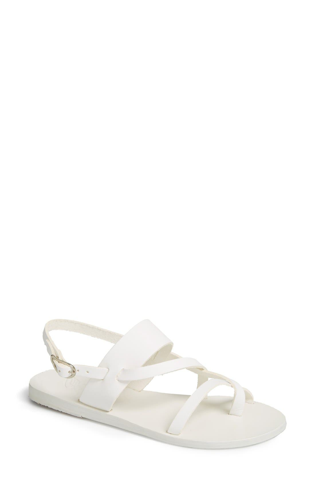 Alternate Image 1 Selected - Ancient Greek Sandals 'Alethea' Slingback Sandal