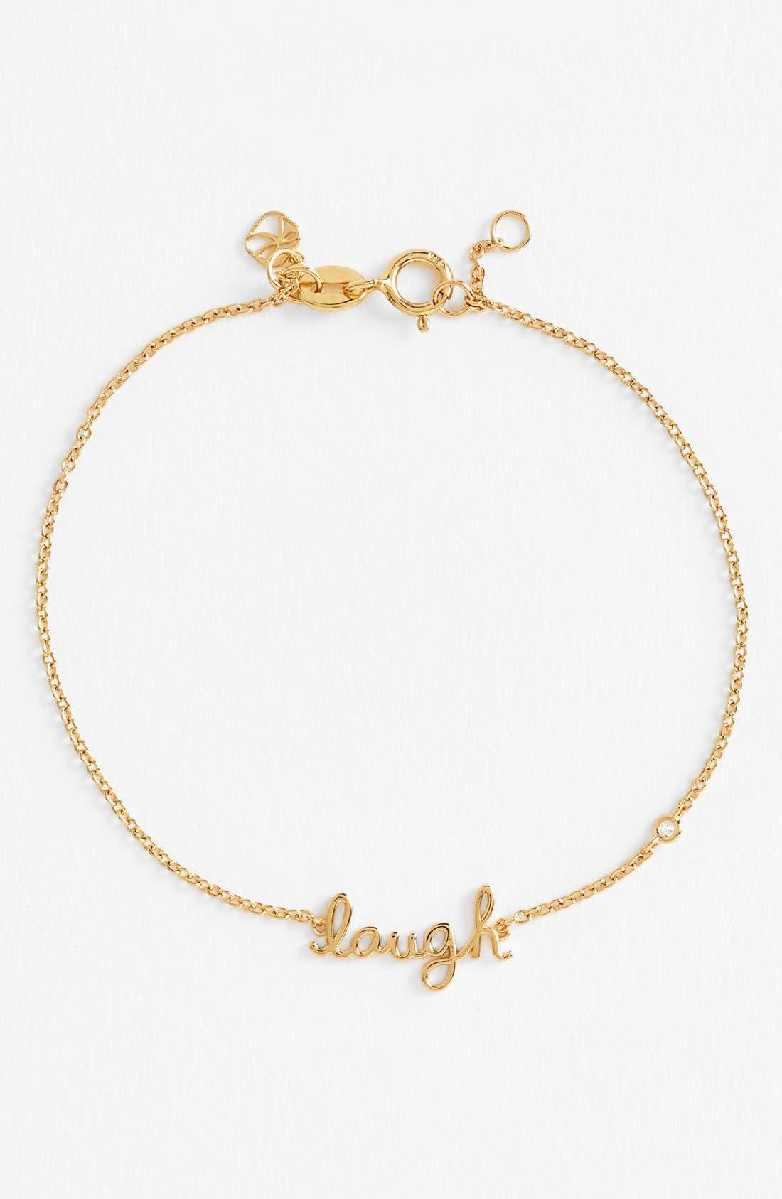 Main Image - SHY by Sydney Evan 'Laugh' Bracelet
