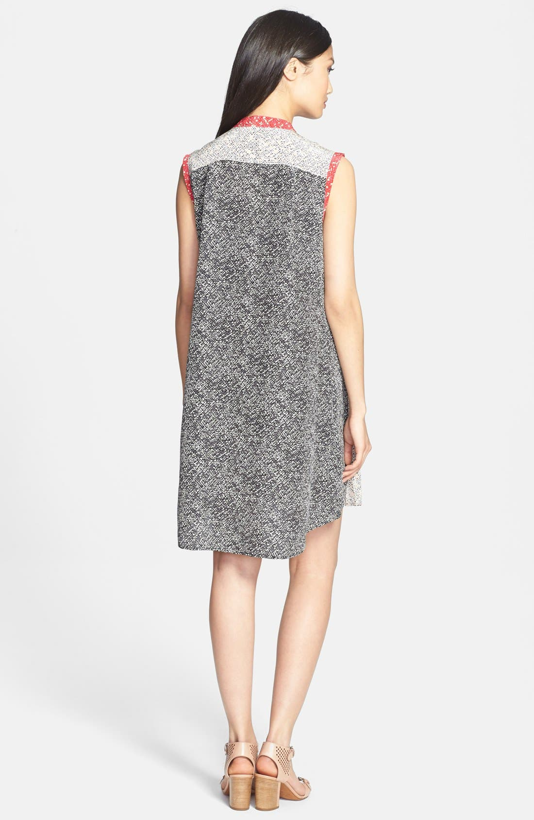 Alternate Image 2  - MARC BY MARC JACOBS 'Karoo' Print Silk Crêpe de Chine Dress