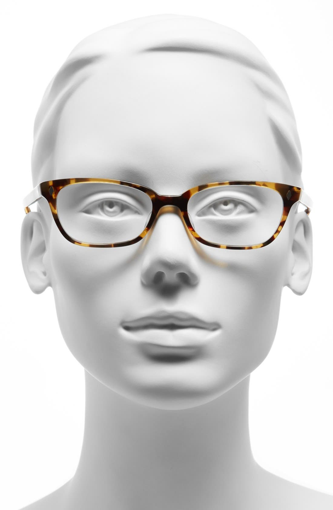 Alternate Image 2  - Corinne McCormack 'Cyd' 50mm Reading Glasses