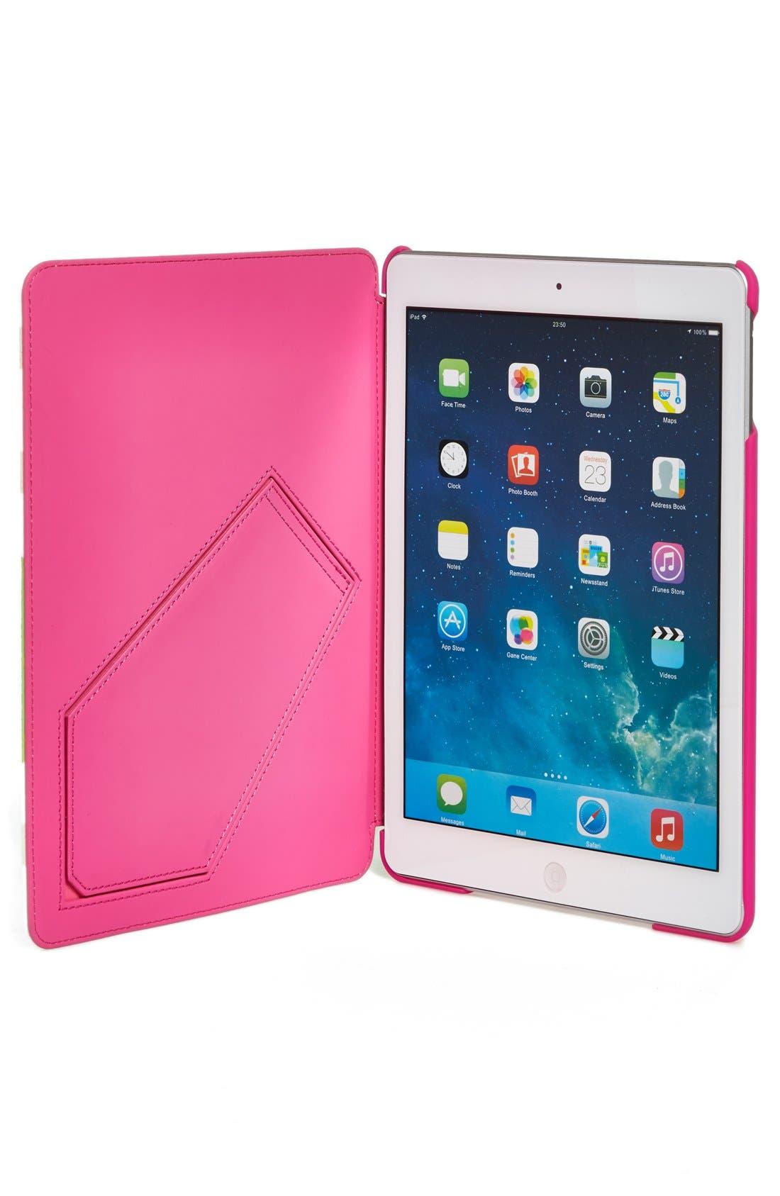 Alternate Image 4  - kate spade new york 'toucan' iPad Air case